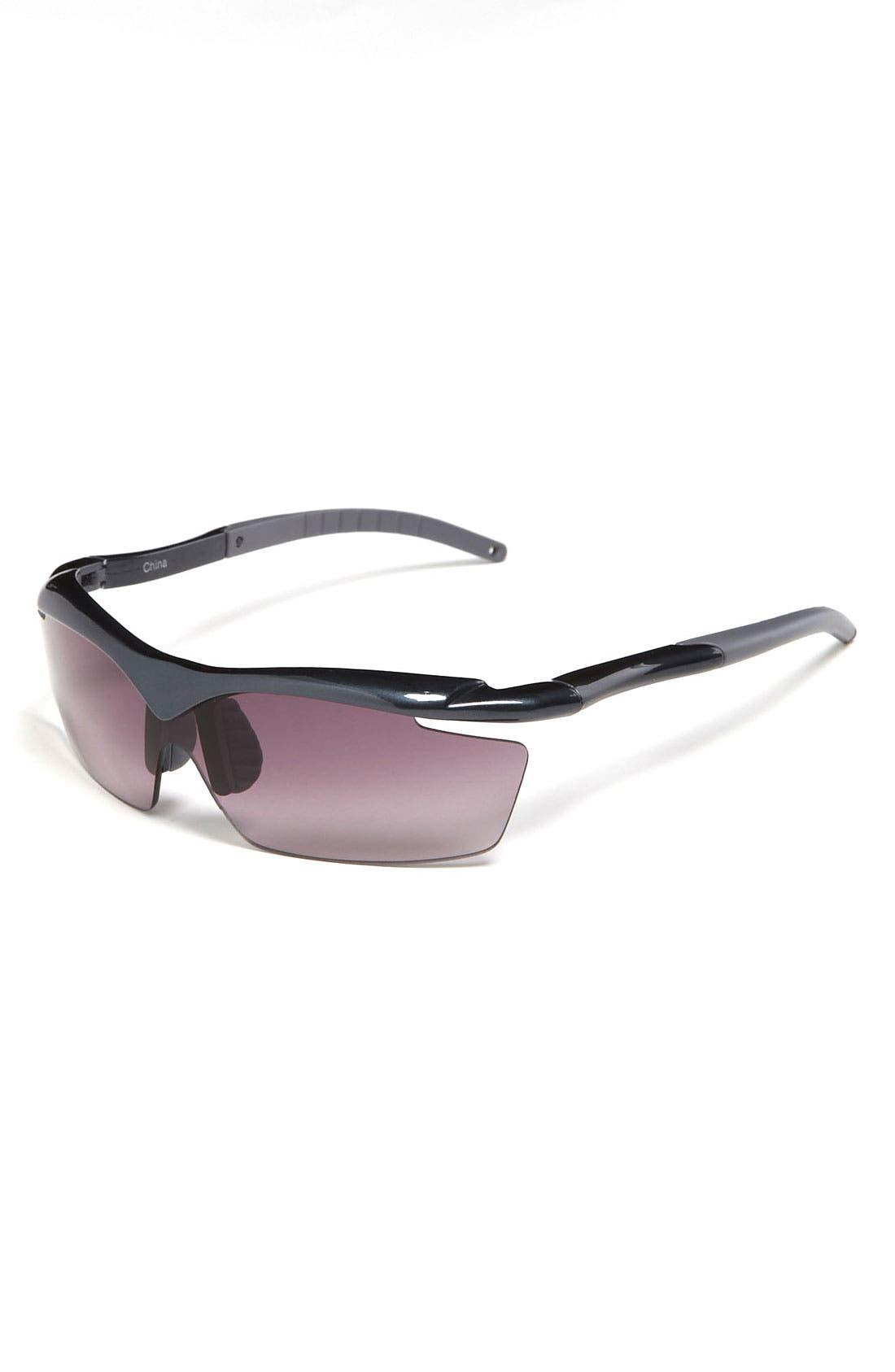 Alternate Image 1 Selected - Icon Eyewear 'Ryan' Sport Wrap Sunglasses (Big Boys)