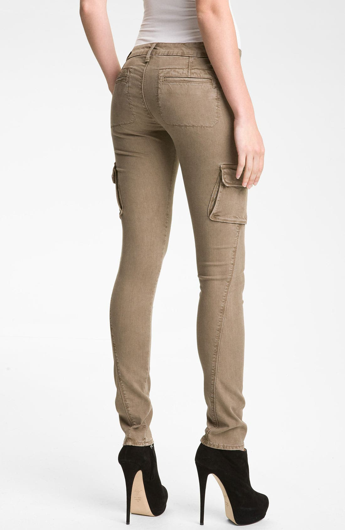 Alternate Image 2  - Vince Skinny Leg Cargo Pants