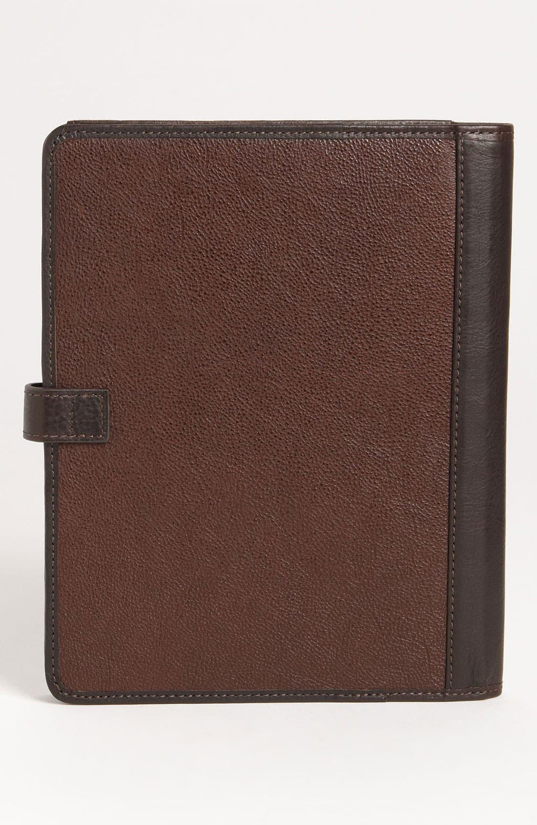 Alternate Image 4  - Fossil 'Estate' Leather Tablet Case