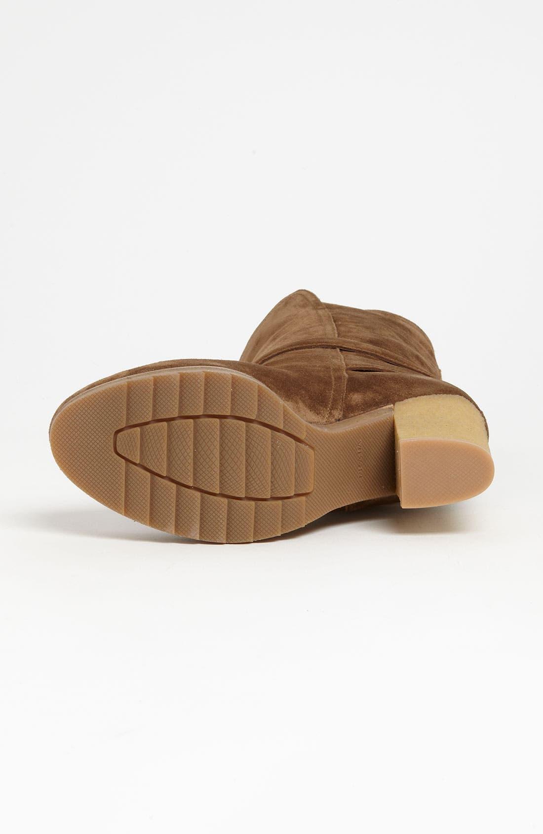 Alternate Image 4  - Prada Mid Buckle Boot