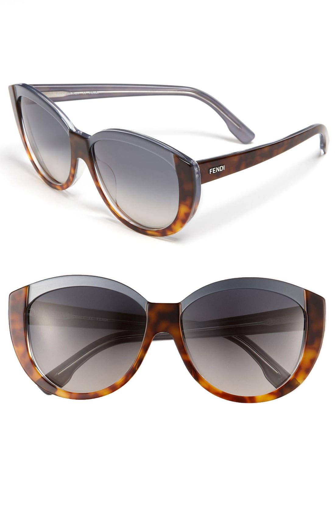 Main Image - Fendi Sunglasses