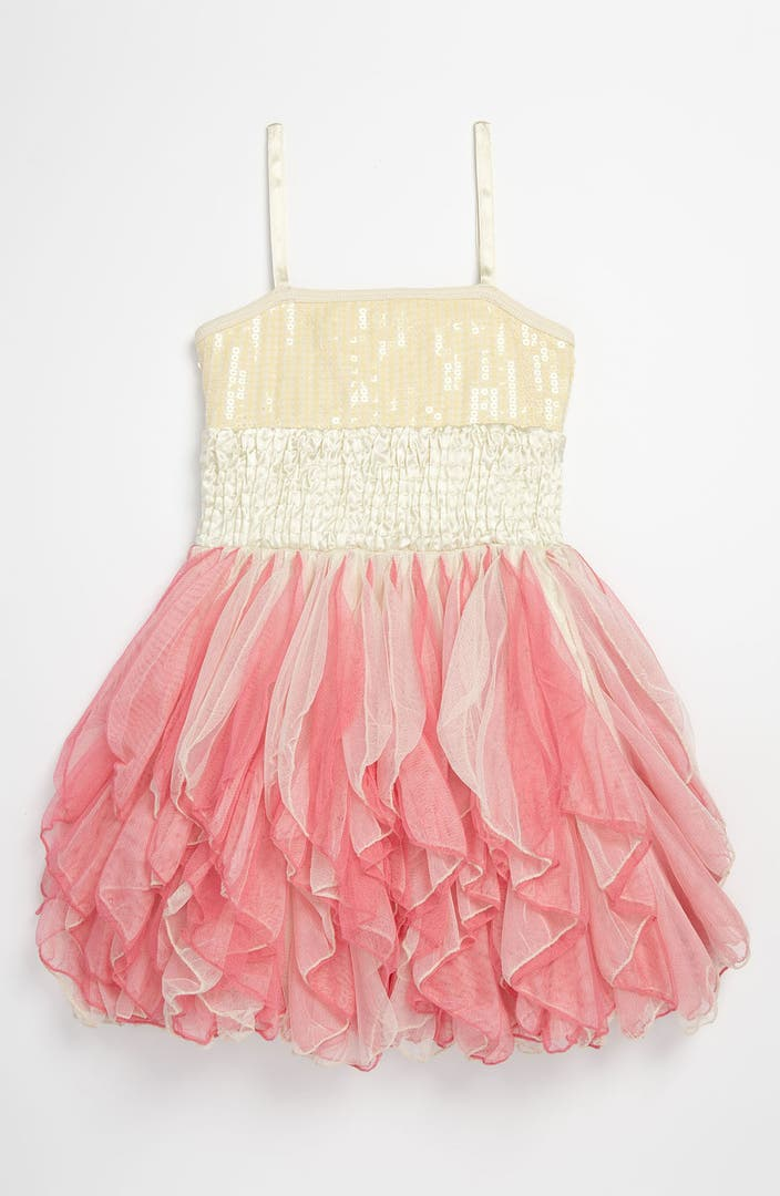 Ooh la la couture 39 shimmy 39 dress little girls nordstrom for La couture clothing