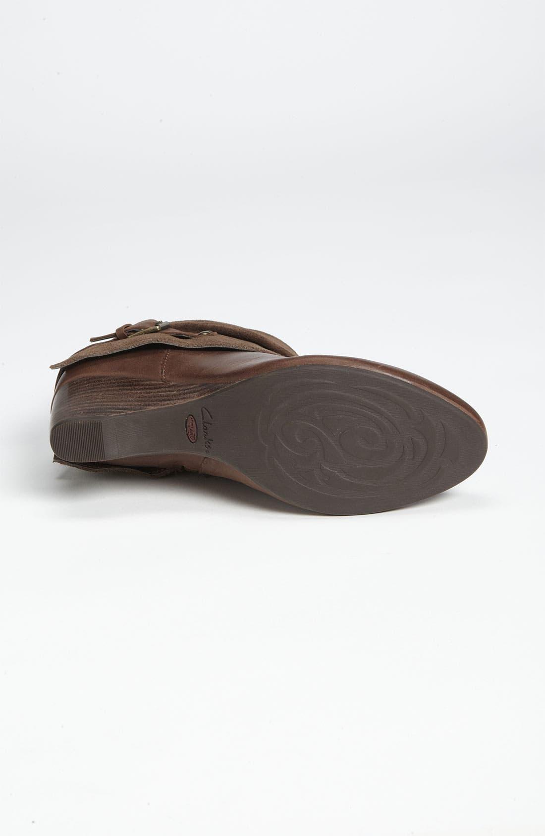 Alternate Image 4  - Clarks® 'Trolly Twirl' Boot