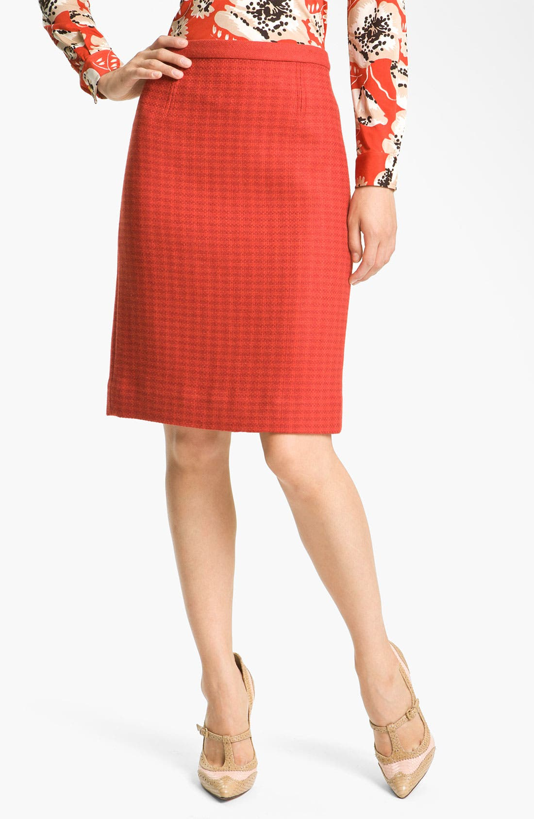 Alternate Image 1 Selected - Tory Burch 'Cornelia' Skirt