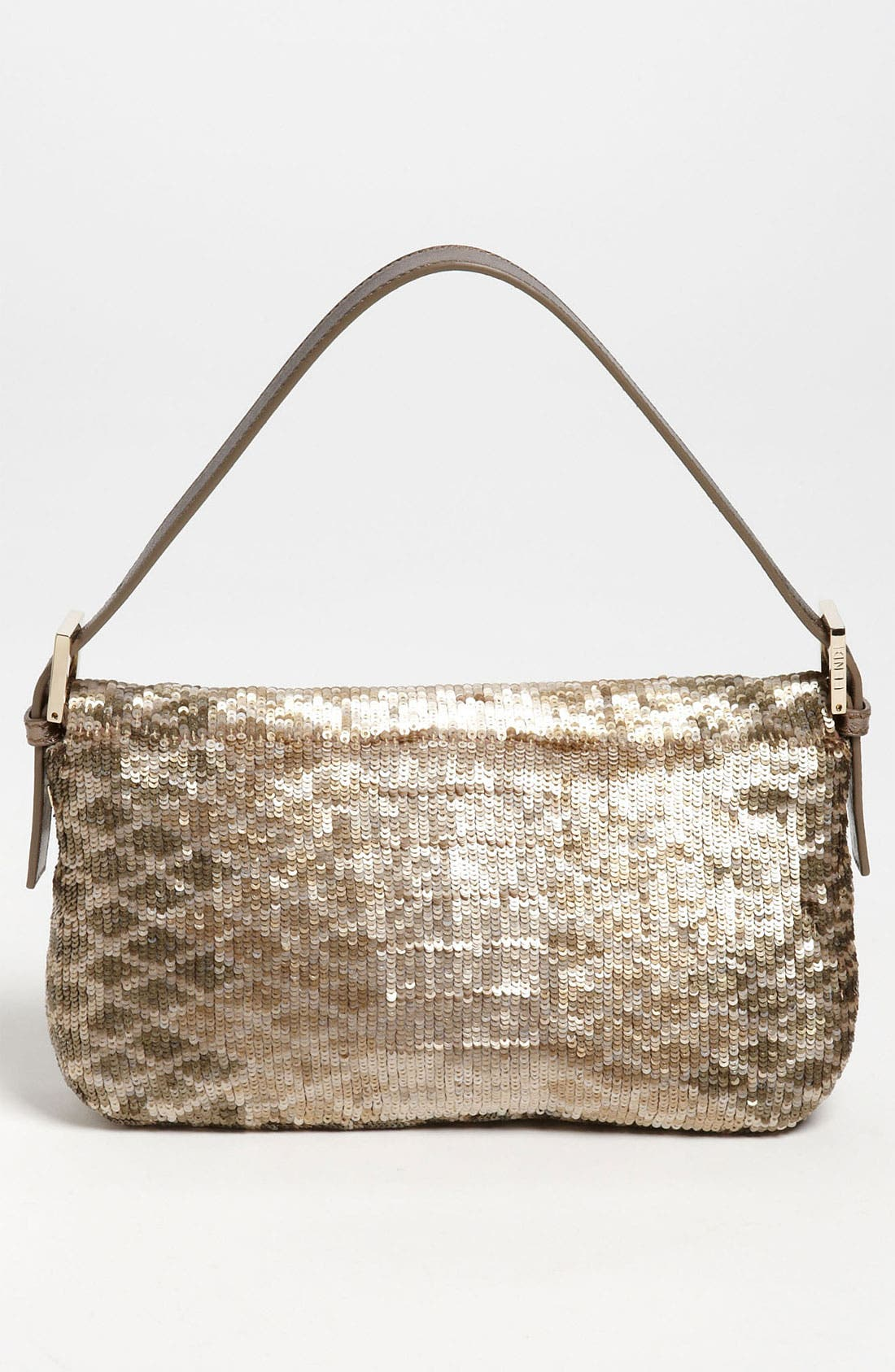 Alternate Image 4  - Fendi Sequin Baguette