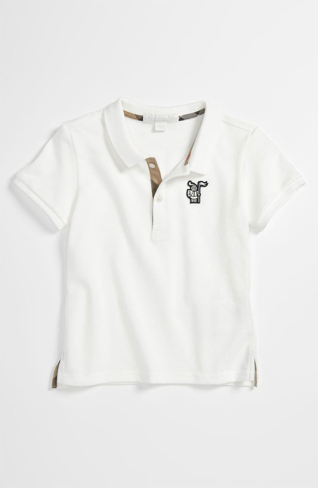 Alternate Image 1 Selected - Burberry Polo (Toddler)