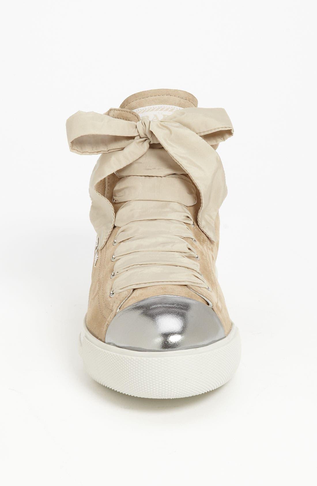 Alternate Image 3  - Prada High Sneaker