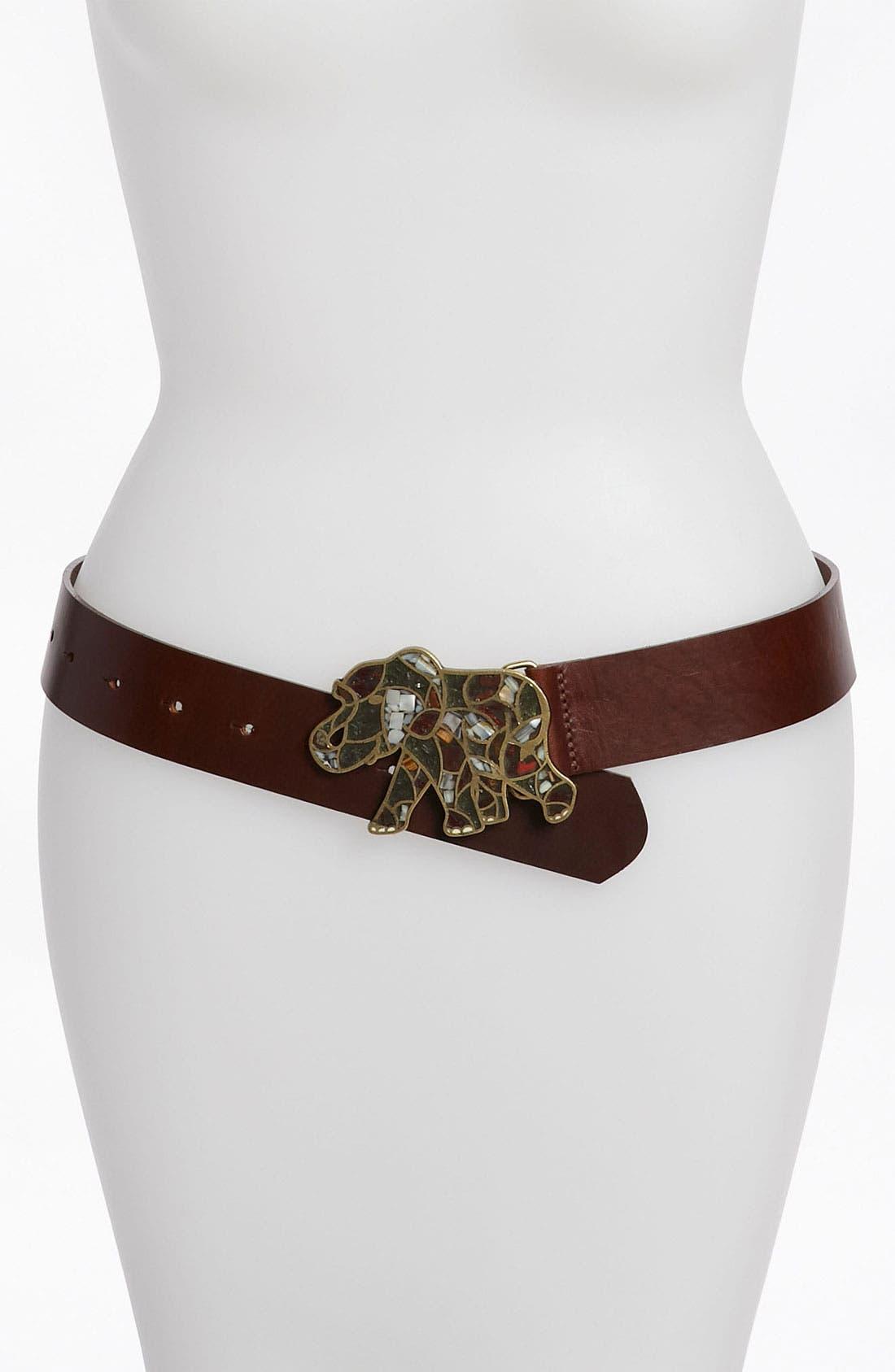 Main Image - Belgo Lux 'Elephant' Belt