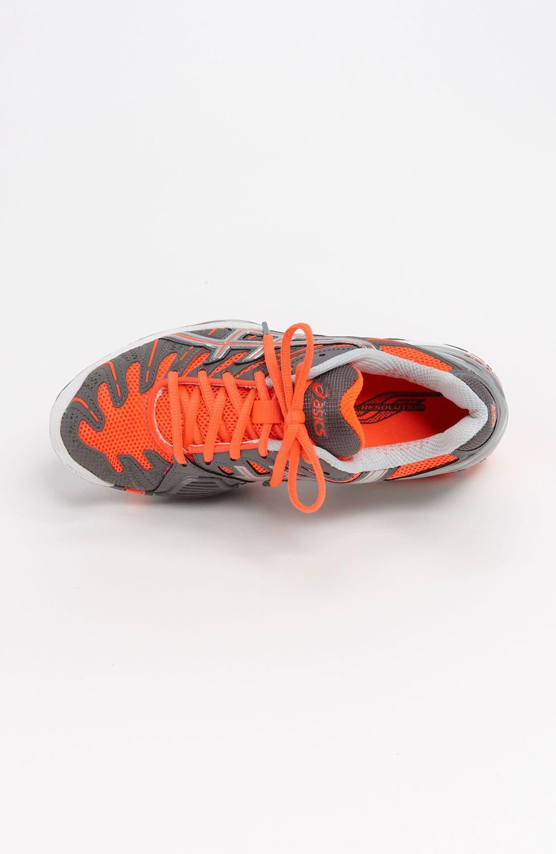 Alternate Image 3  - ASICS® 'GEL-Resolution 4' Tennis Shoe (Women) (Regular Retail Price: $129.95)