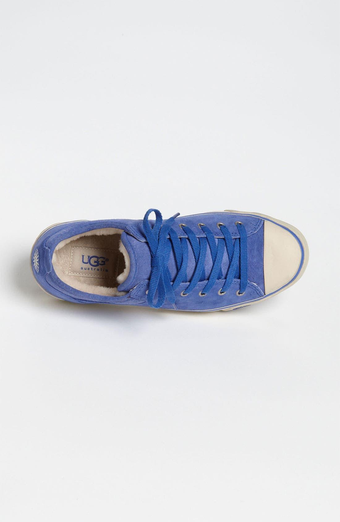 Alternate Image 3  - UGG® Australia 'Evera' Suede Sneaker (Women)