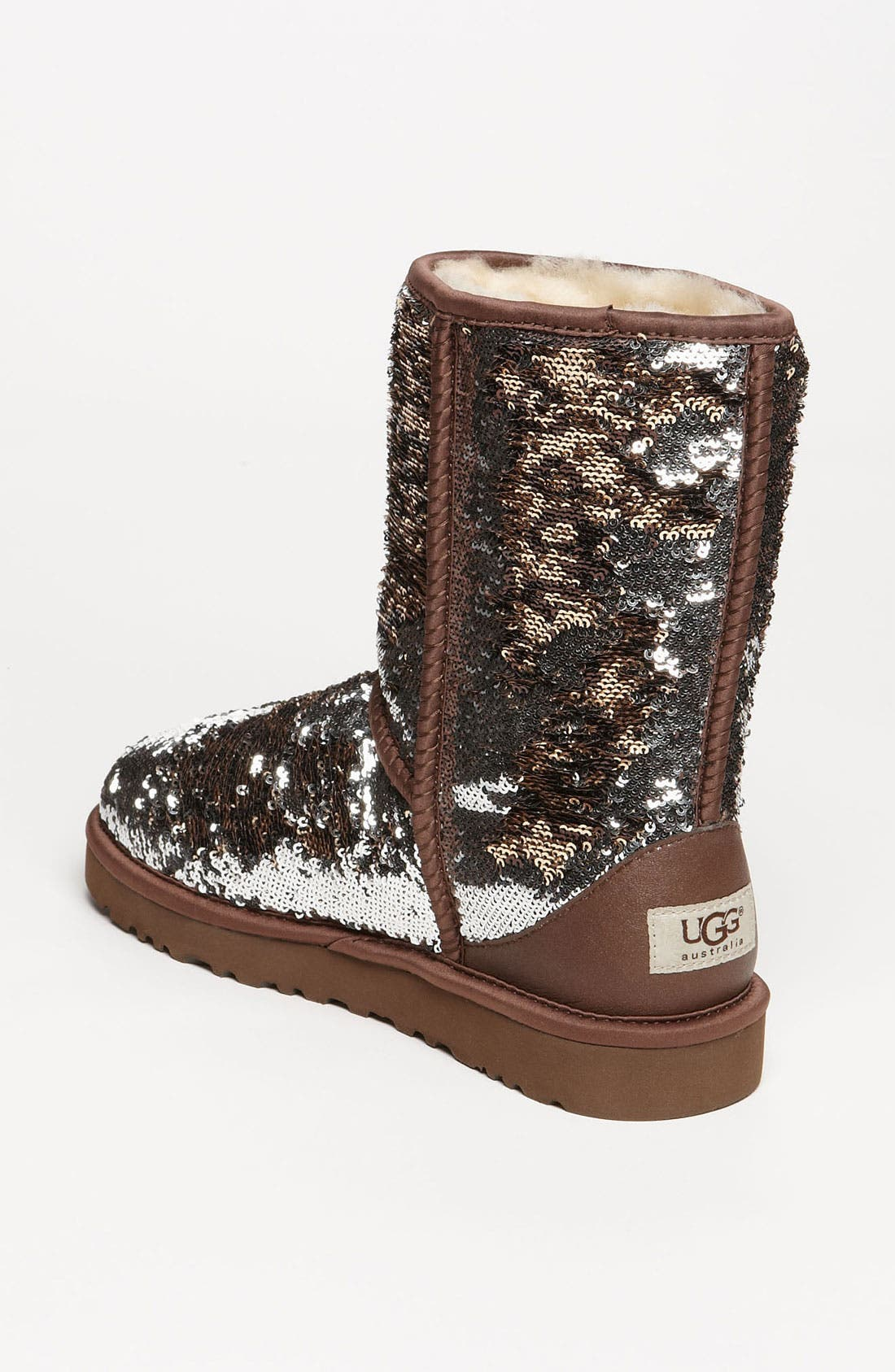Alternate Image 2  - UGG® Australia 'Classic Short Sparkle' Boot (Women)