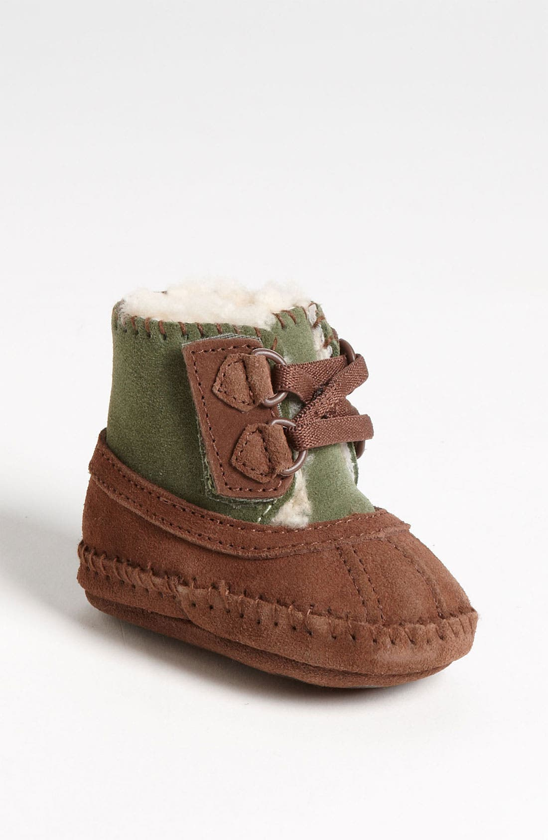 Alternate Image 1 Selected - UGG® Australia 'Arly' Bootie (Baby)