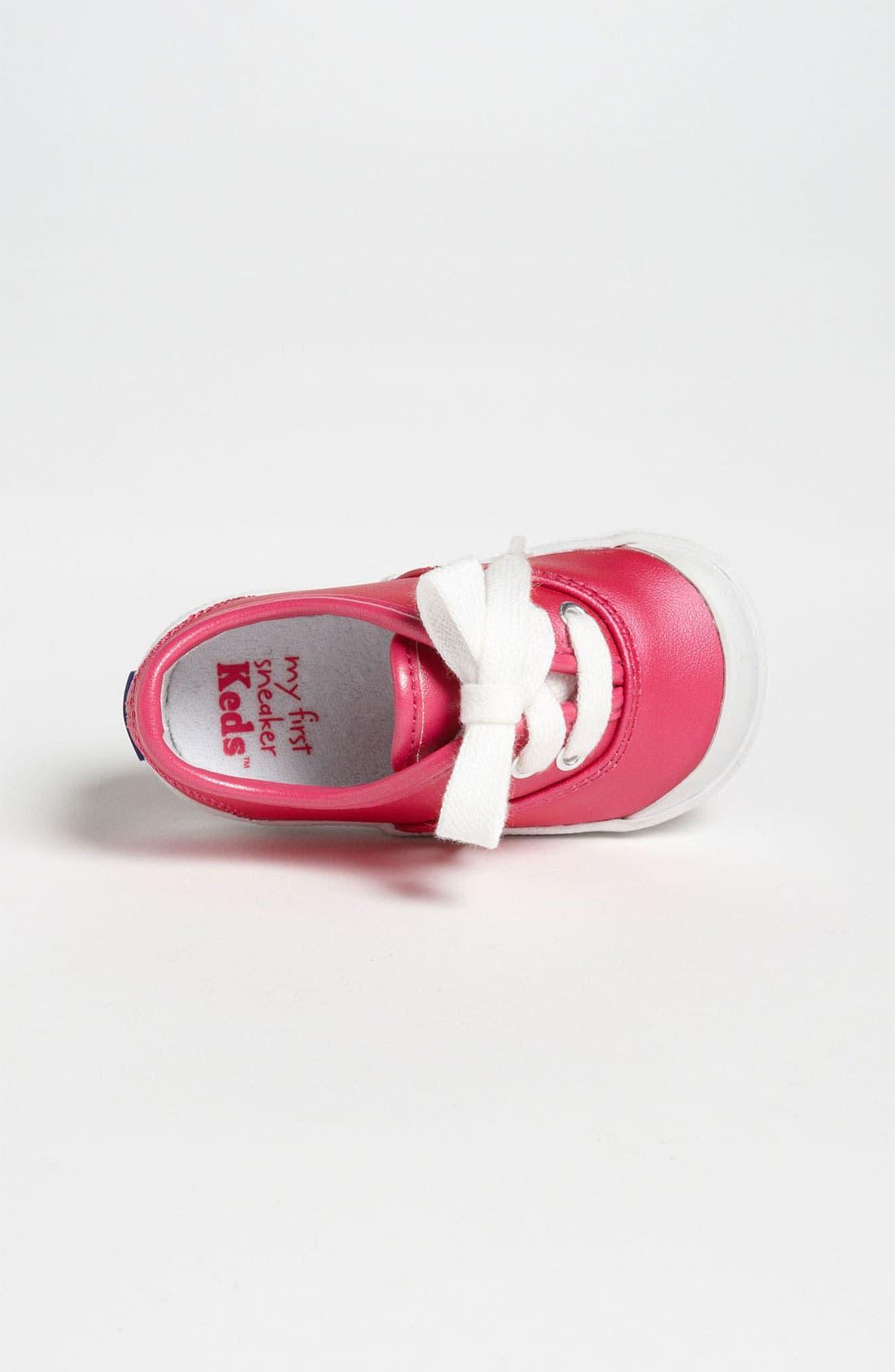 Alternate Image 3  - Keds® 'Champion' Crib Shoe (Baby)