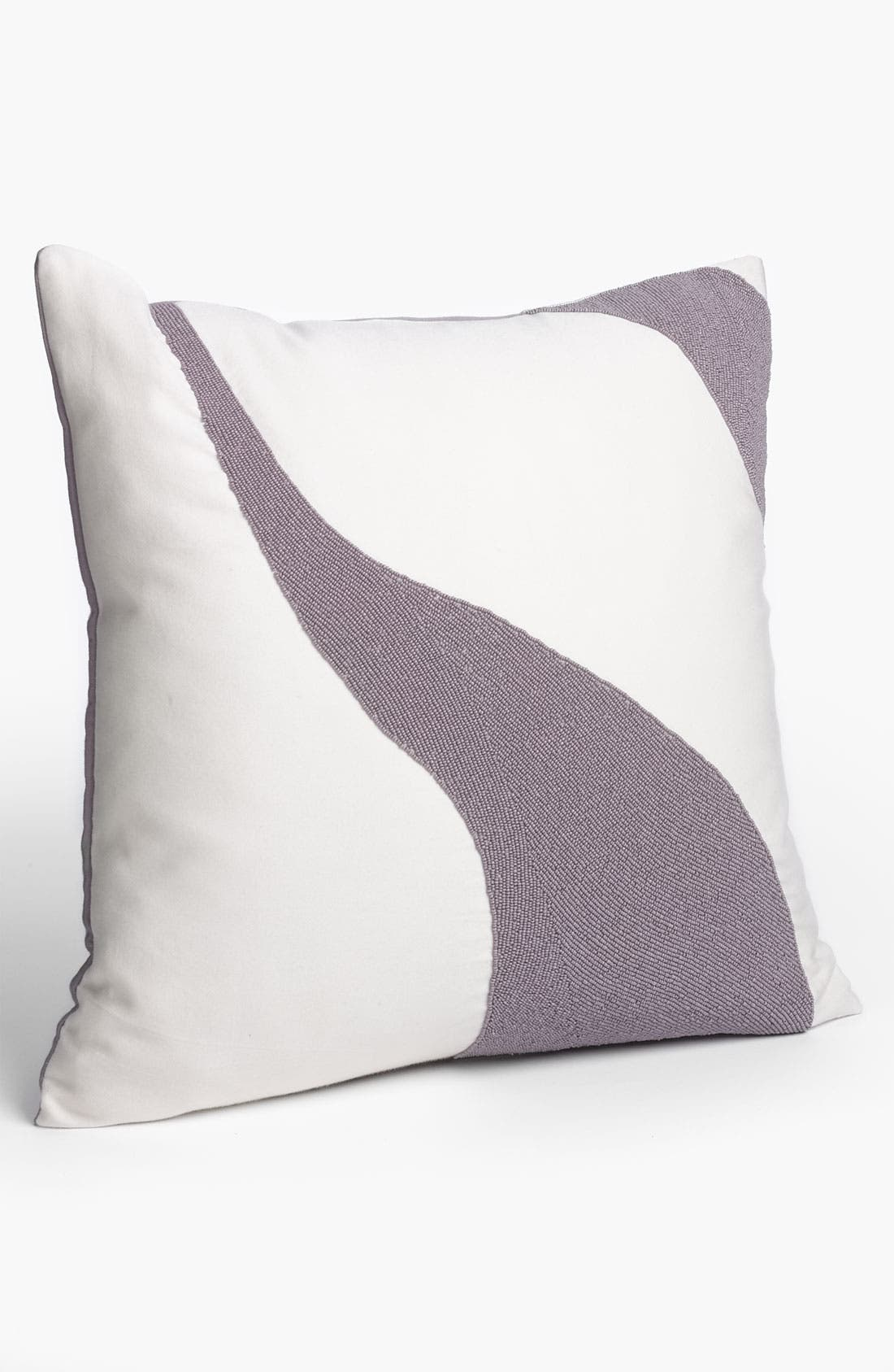 Alternate Image 1 Selected - Diane von Furstenberg 'Beaded Wave' Pillow