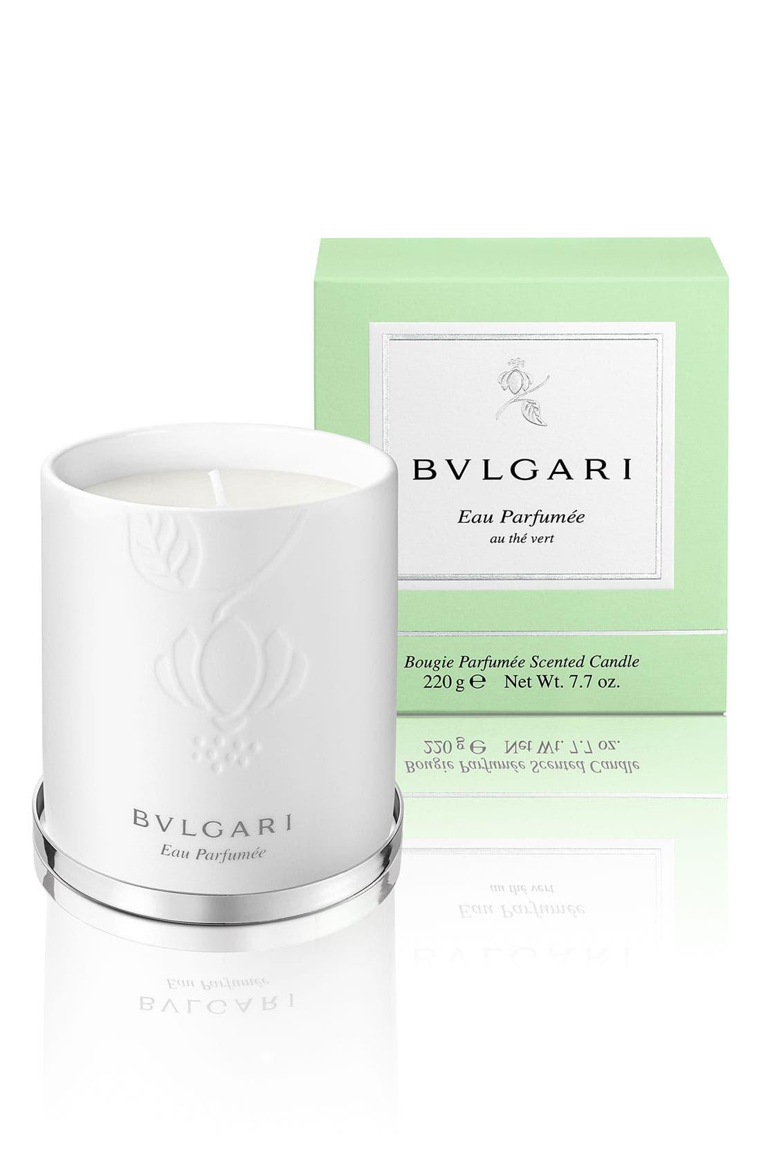 Alternate Image 2  - BVLGARI 'Eau Parfumée au thé vert' Candle