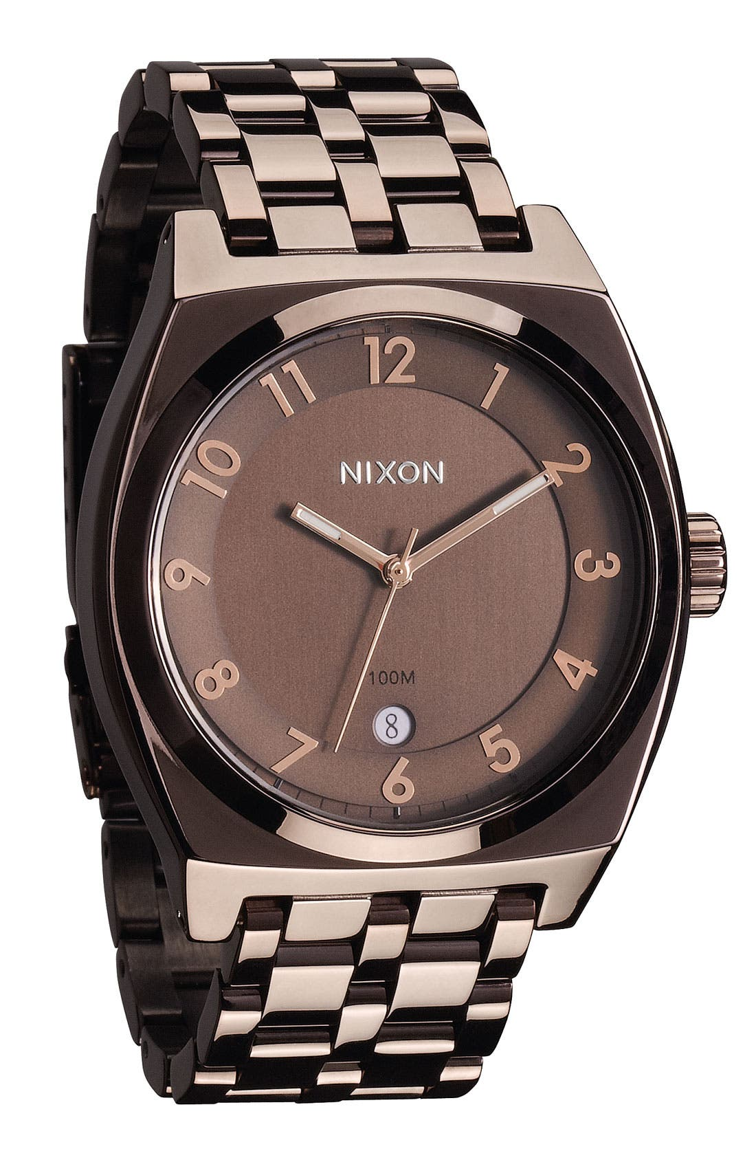 Main Image - Nixon 'The Monopoly' Watch, 40mm