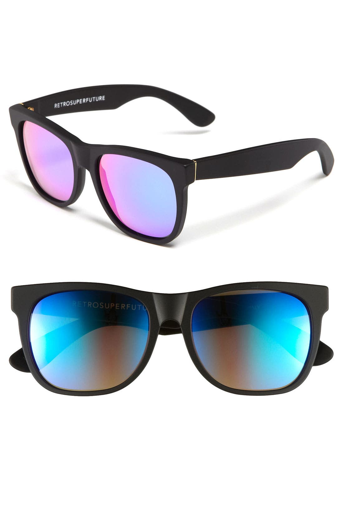 Alternate Image 1 Selected - SUPER by RETROSUPERFUTURE® 'Basic' 55mm Sunglasses