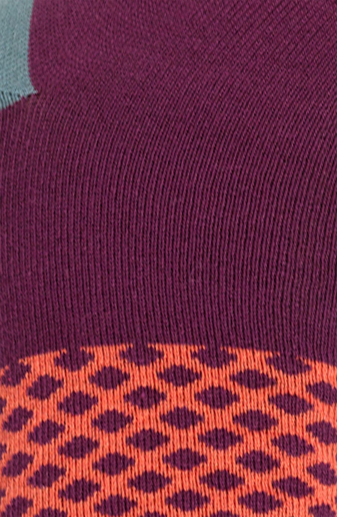 Alternate Image 2  - Paul Smith Accessories Patterned Socks