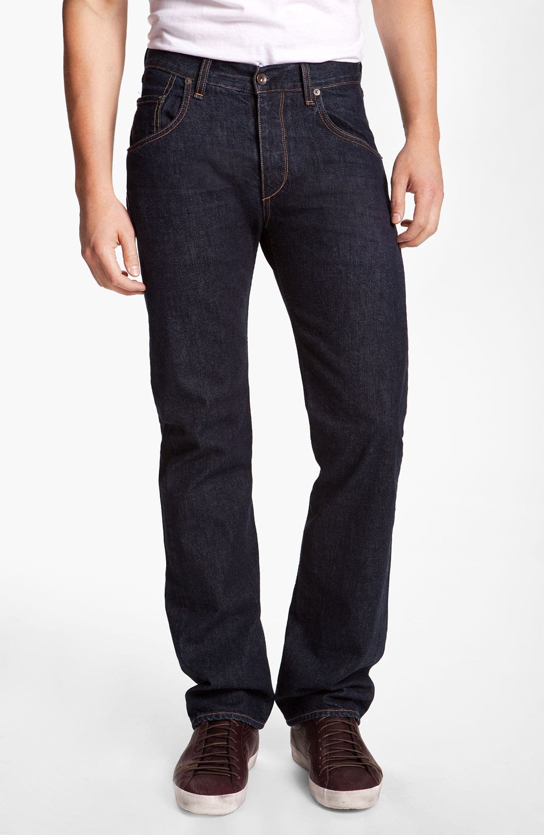 Alternate Image 2  - rag & bone 'RB11X' Straight Leg Jeans