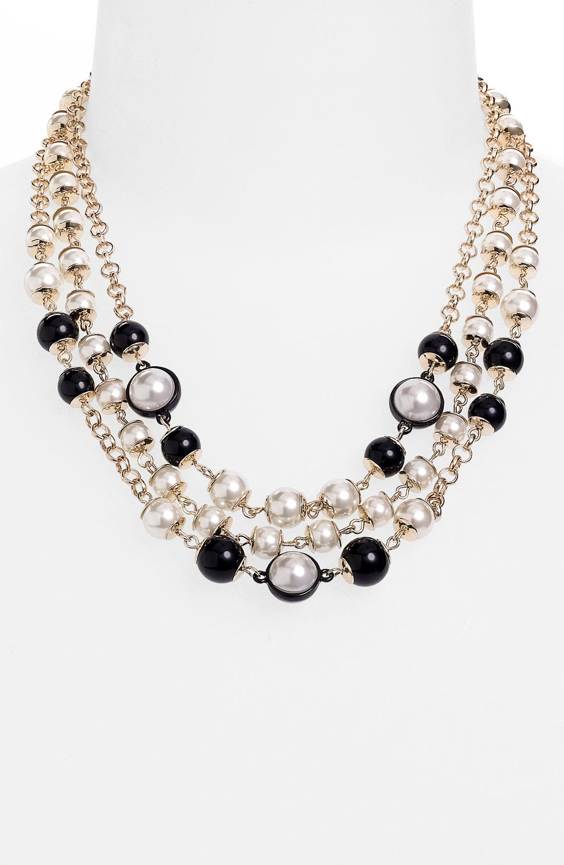 Main Image - Anne Klein Collar Necklace