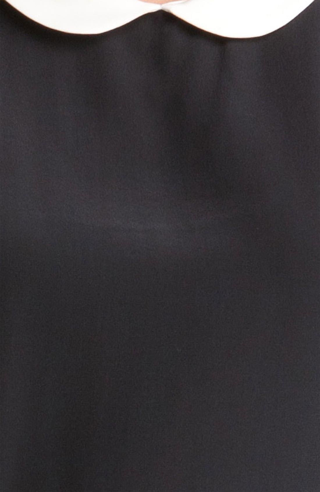 Alternate Image 3  - kate spade new york 'jensen' silk top