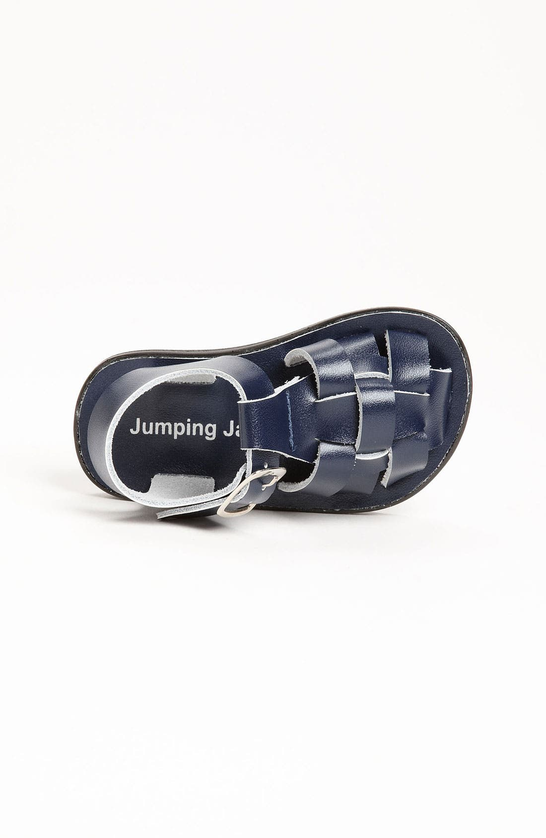 Alternate Image 3  - Jumping Jacks 'Sea Fish' Sandal (Walker & Toddler)
