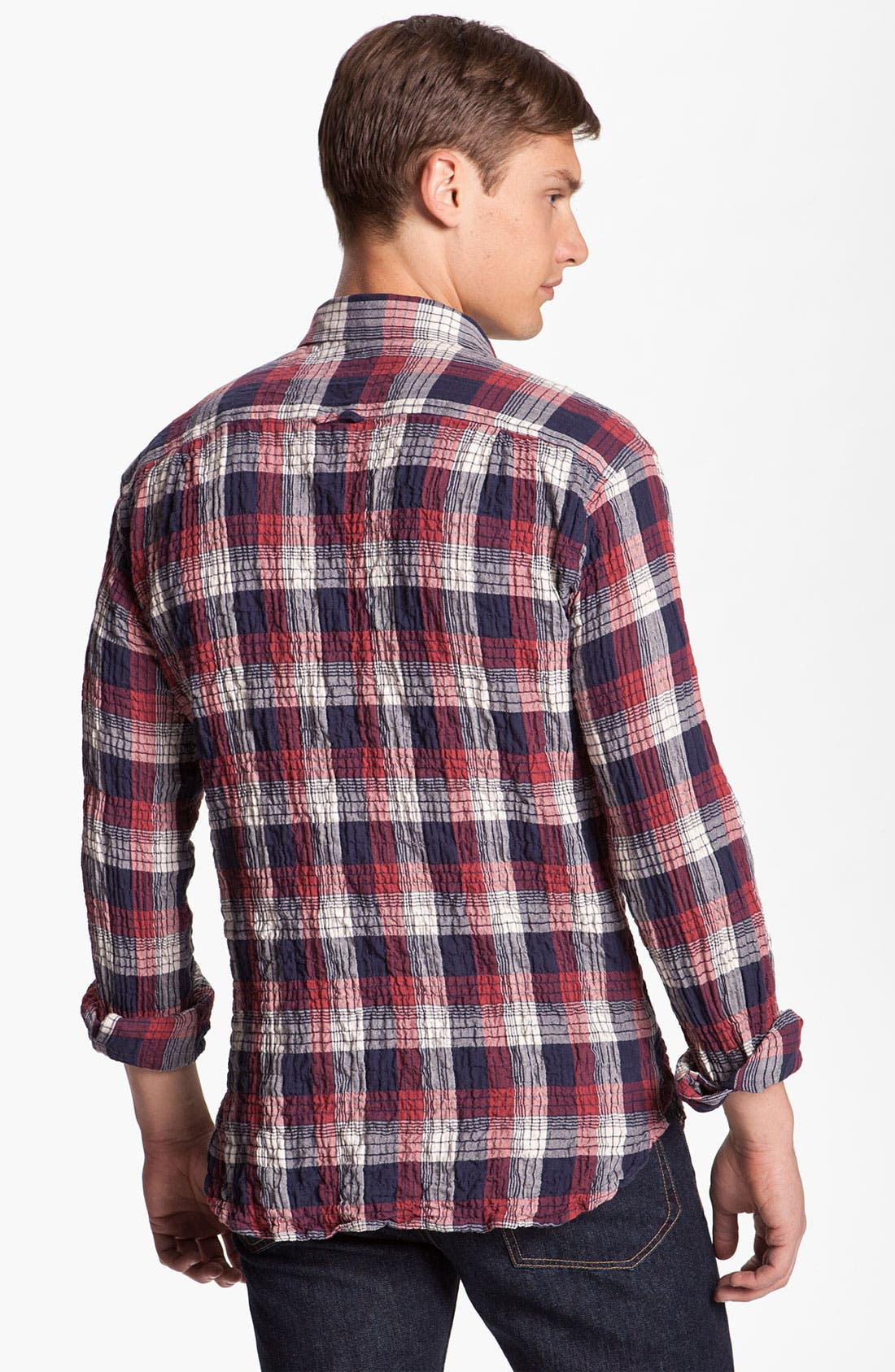 Alternate Image 2  - rag & bone 'Beach' Woven Shirt