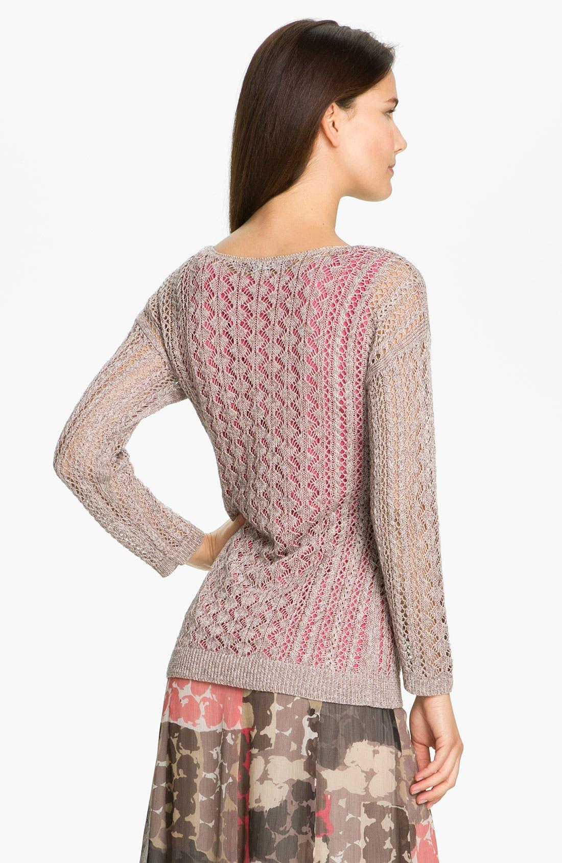 Alternate Image 2  - Nic + Zoe 'Easy Mix' Sweater (Petite)