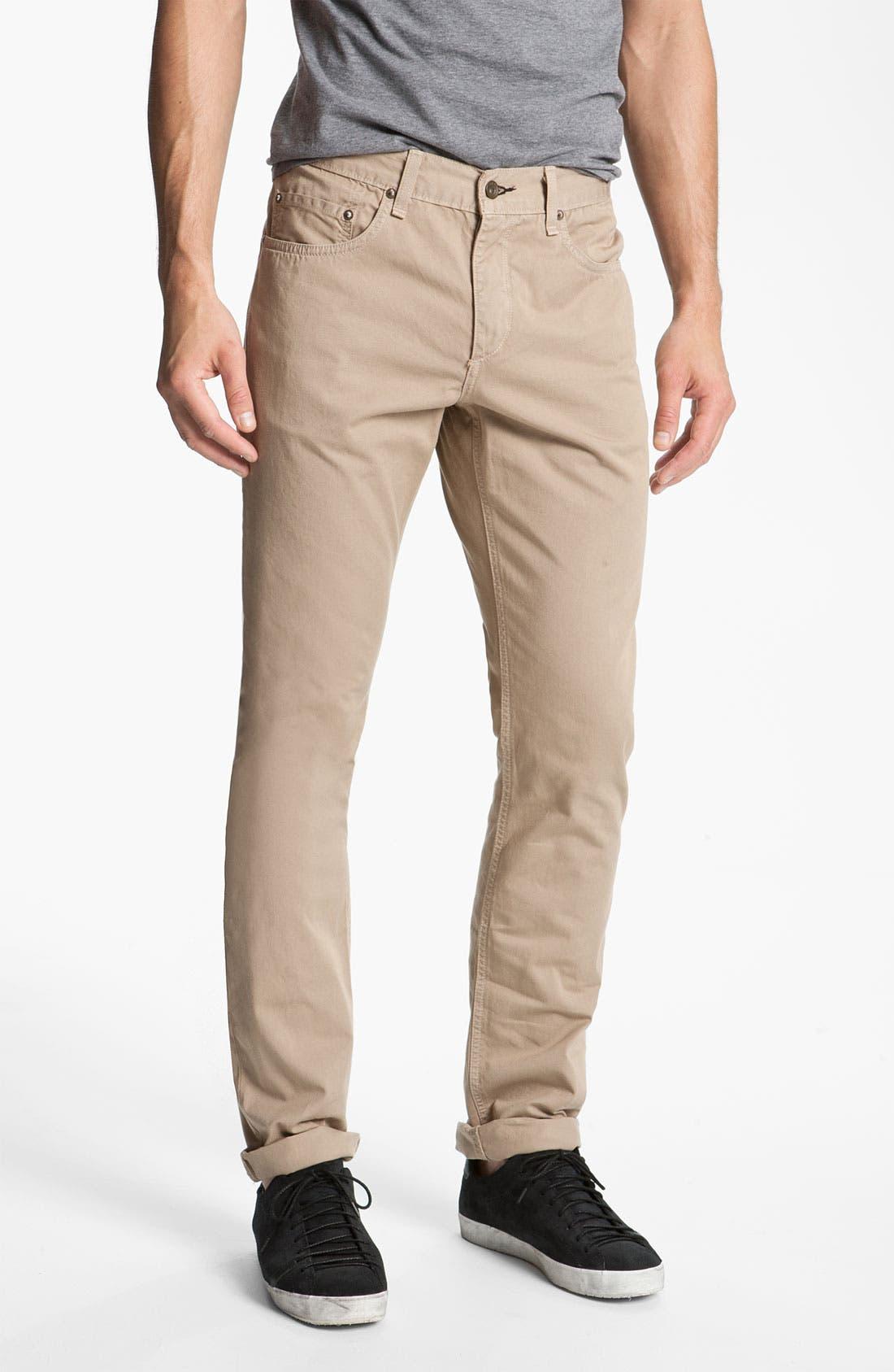 Main Image - rag & bone 'RB15X' Slim Straight Leg Jeans