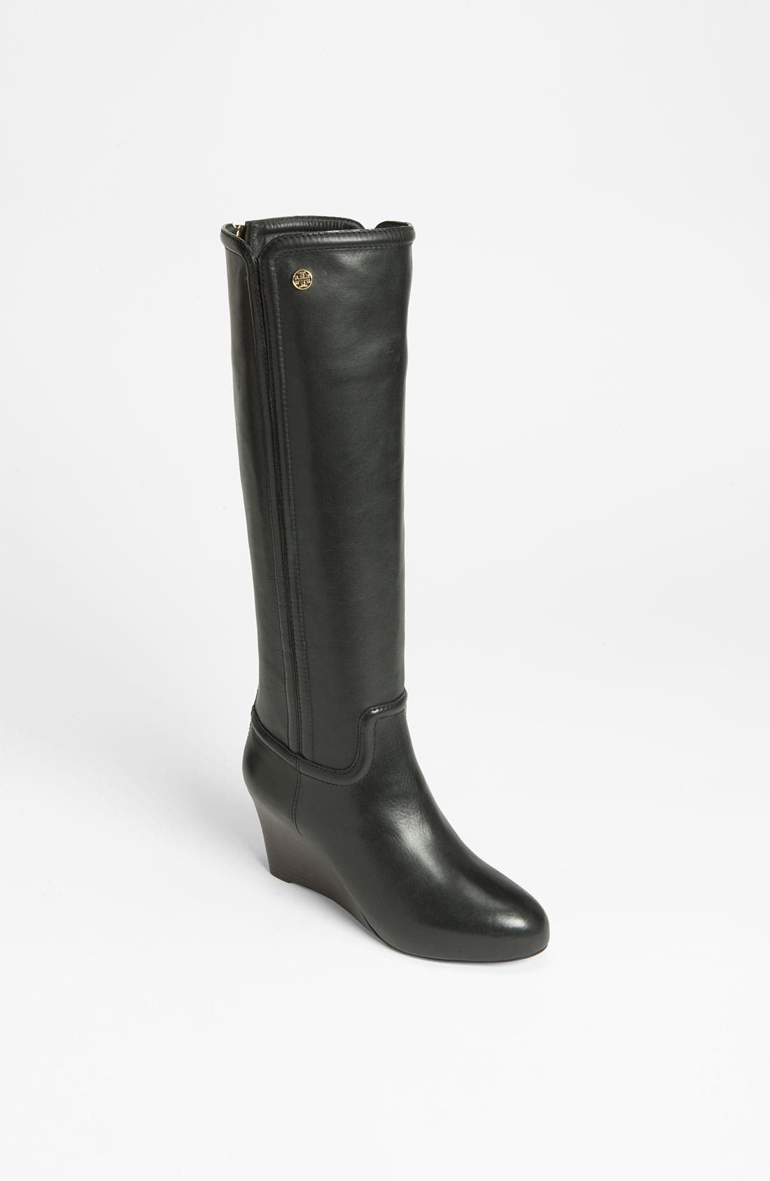 Main Image - Tory Burch 'Irene' Wedge Boot