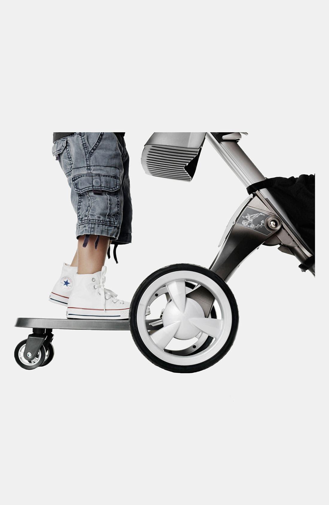 'Xplory<sup>®</sup>' Stroller Rider,                         Main,                         color, Dark Grey