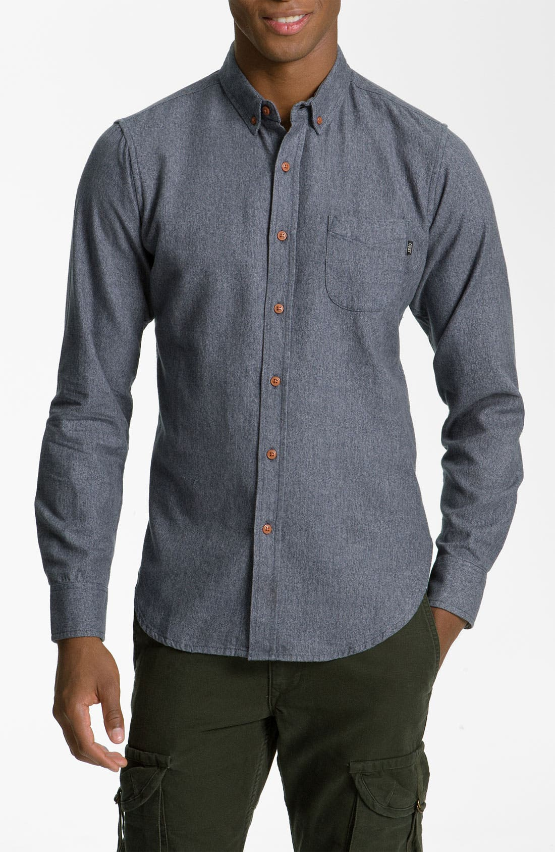 Alternate Image 1 Selected - Obey 'Clark' Woven Shirt