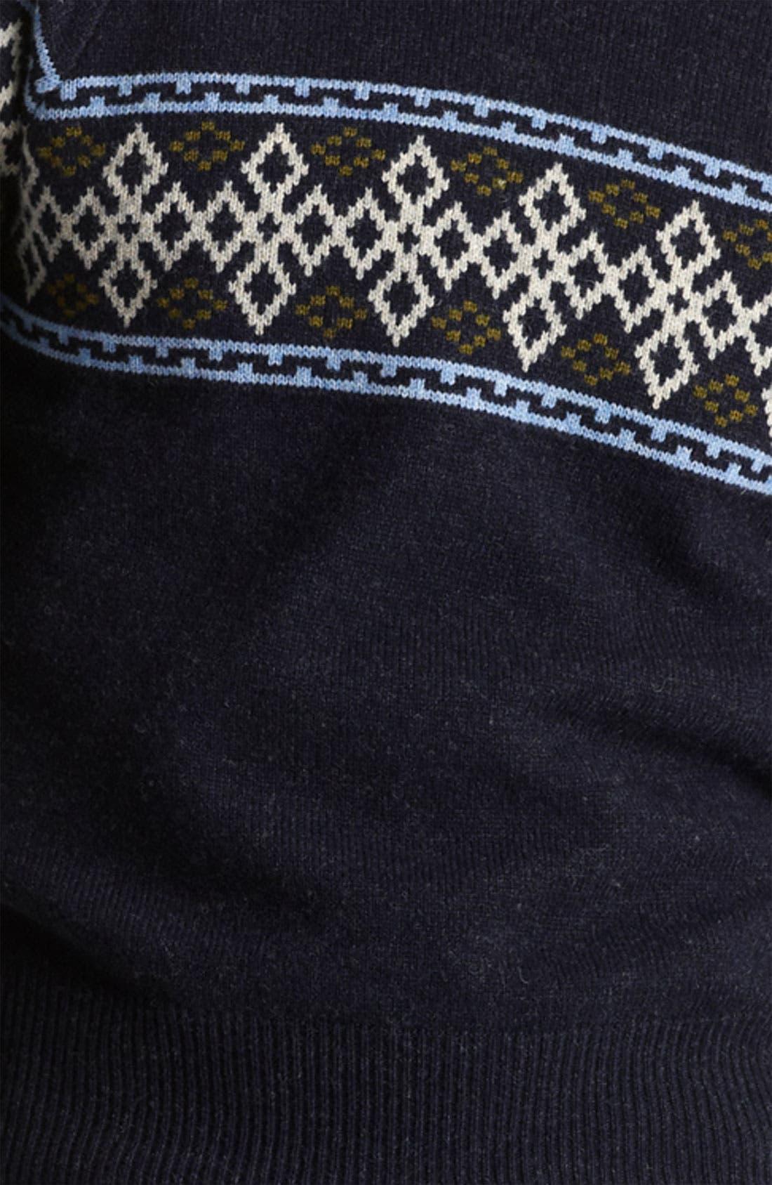 Alternate Image 3  - Gant by Michael Bastian Wool Crewneck Sweater