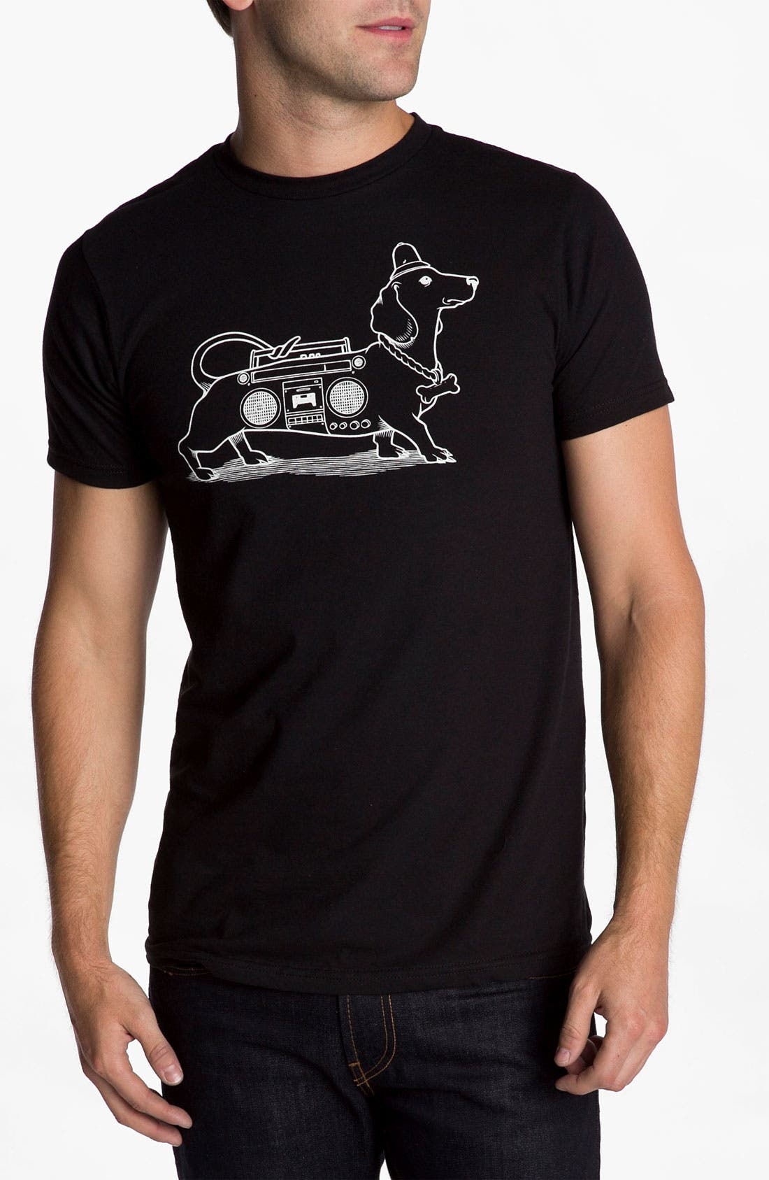 Alternate Image 1 Selected - Upper Playground 'Hot Dog' T-Shirt