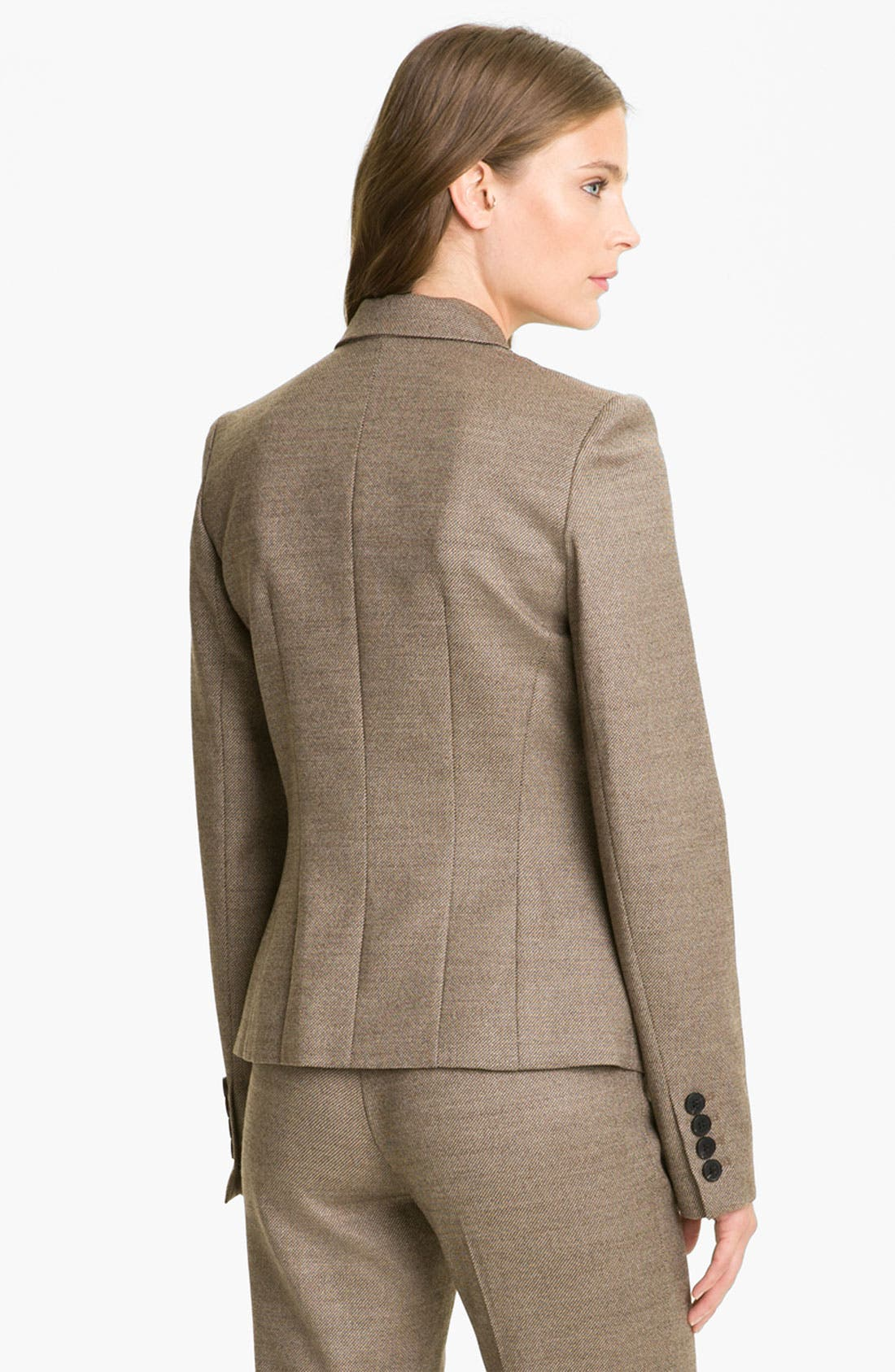 Alternate Image 2  - Lafayette 148 New York 'Poised' Suiting Jacket