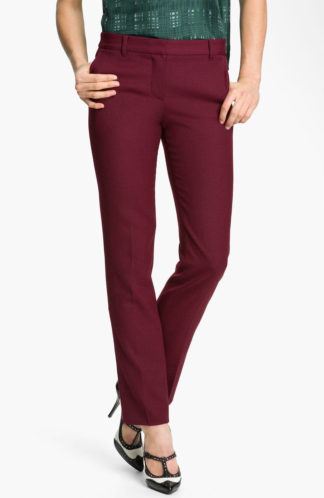 Alternate Image 1 Selected - Tory Burch 'Celeste' Pants
