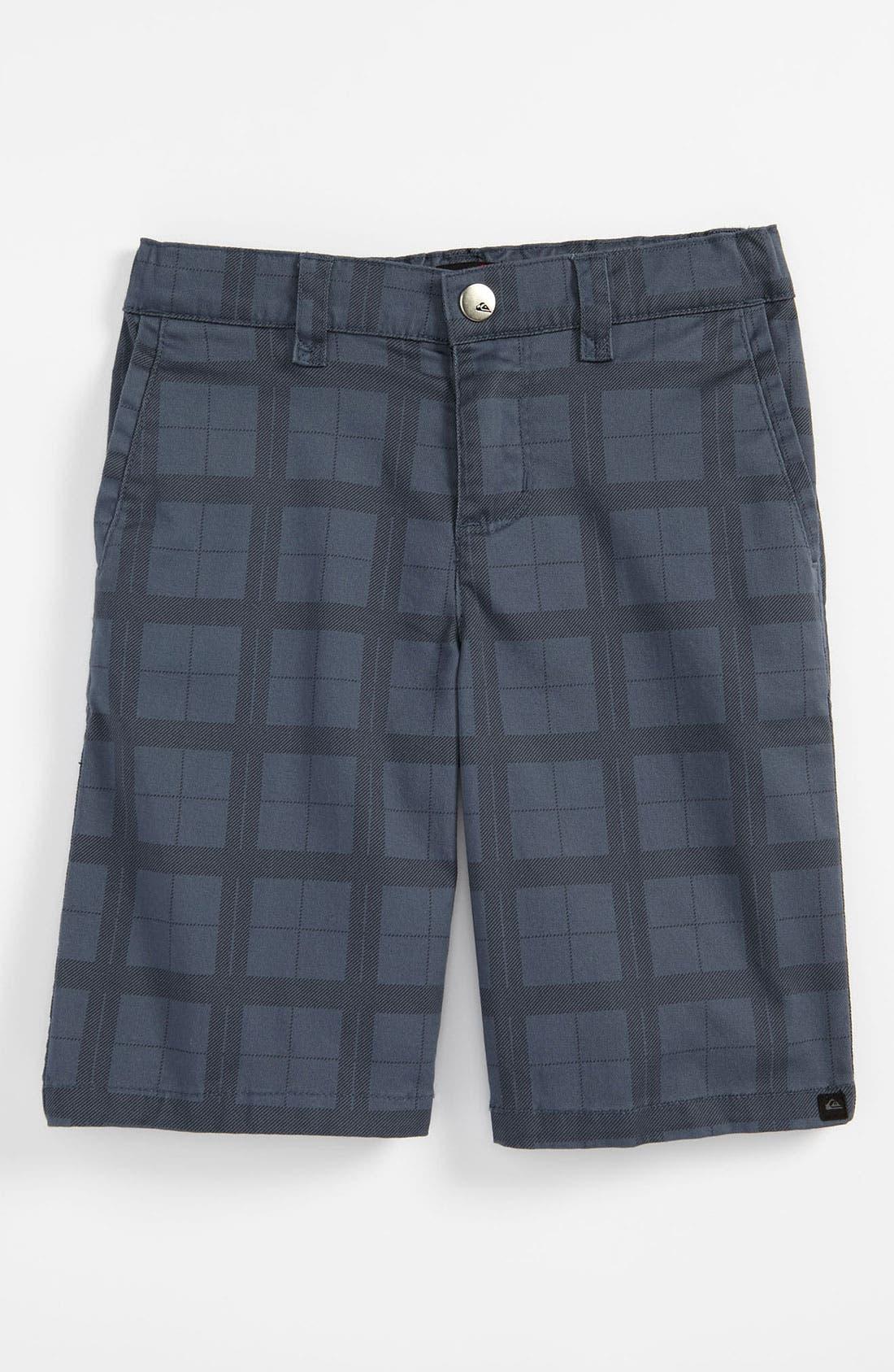 Alternate Image 1 Selected - Quiksilver 'Uno Surplus' Shorts (Little Boys)