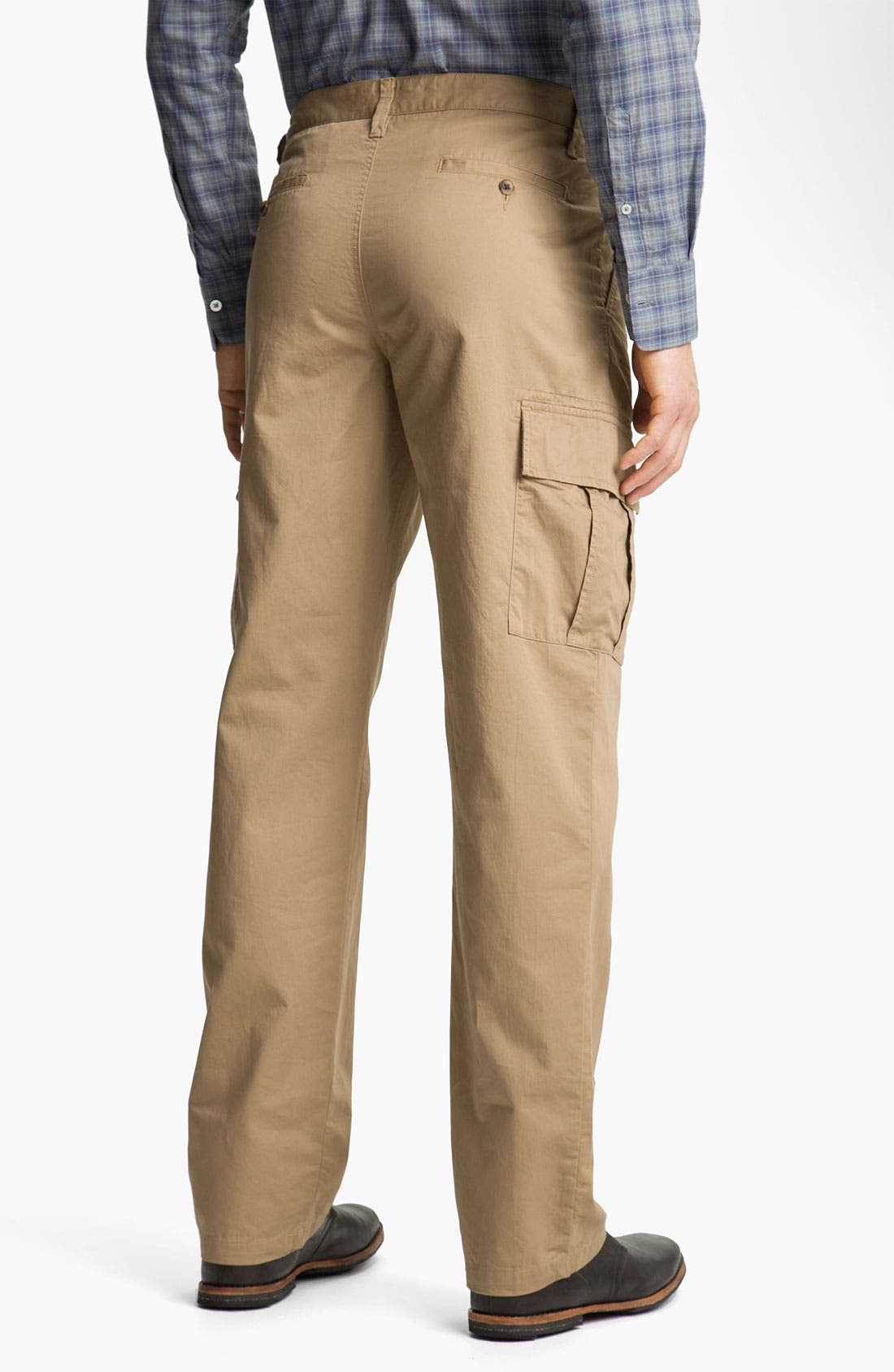 Alternate Image 2  - Wallin & Bros. 'Fulham' Cargo Pants