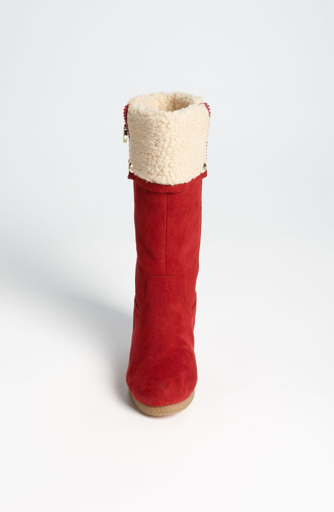 Alternate Image 3  - KORS Michael Kors 'Dalia' Boot (Little Kid & Big Kid)