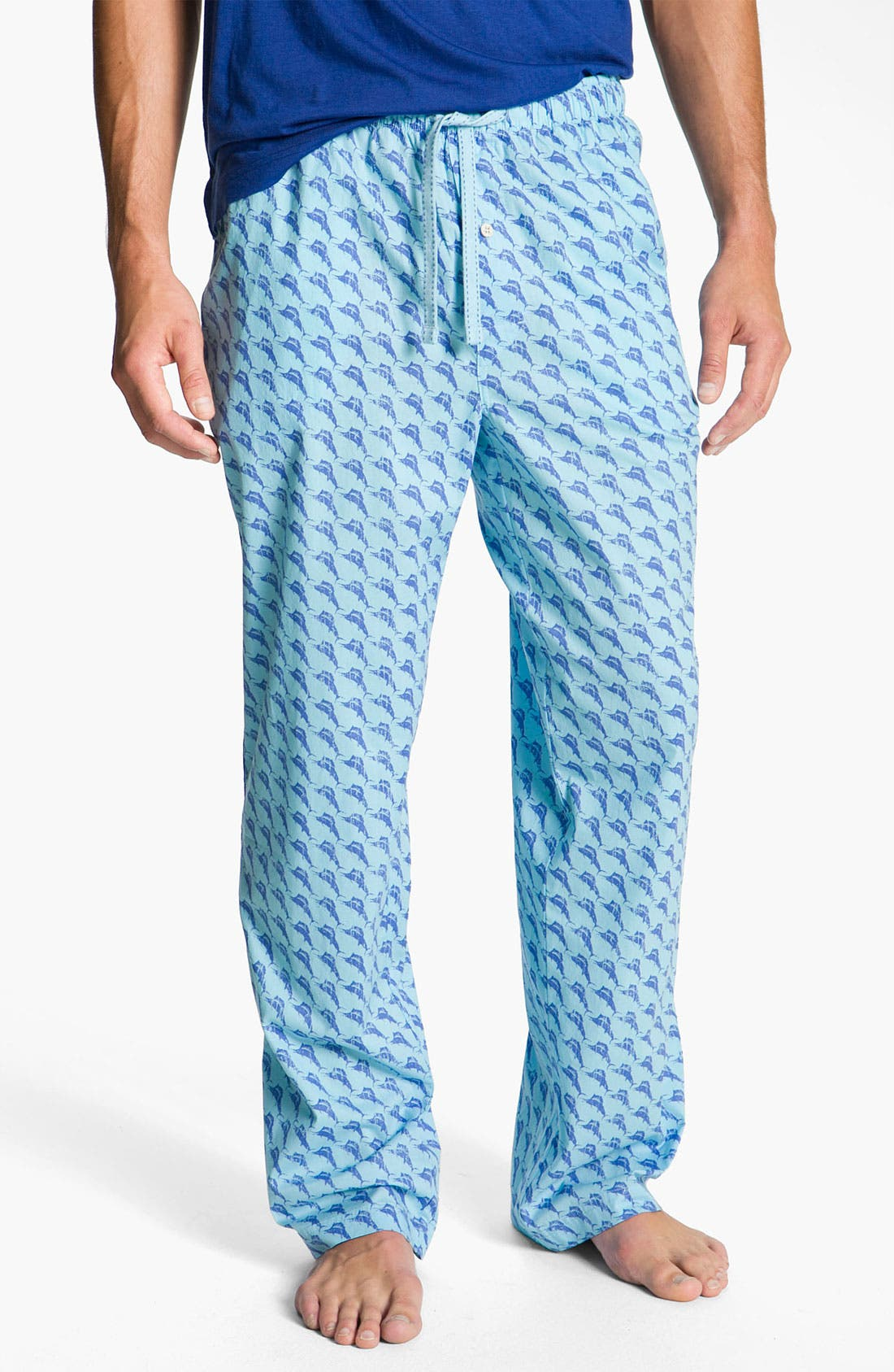 Alternate Image 1 Selected - Tommy Bahama 'Marlin Madness' Pants