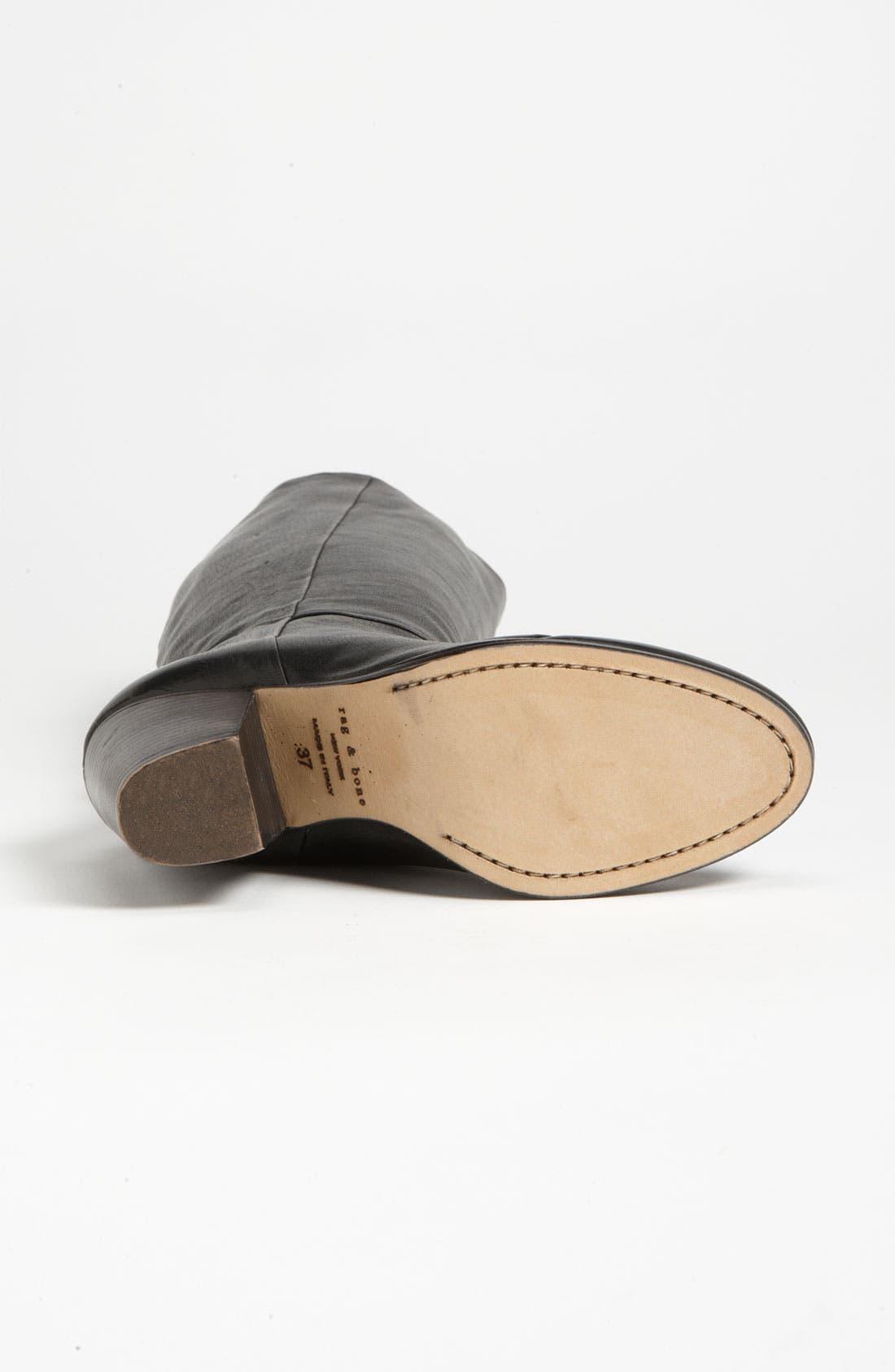 Alternate Image 4  - rag & bone 'Newbury' Knee High Boot