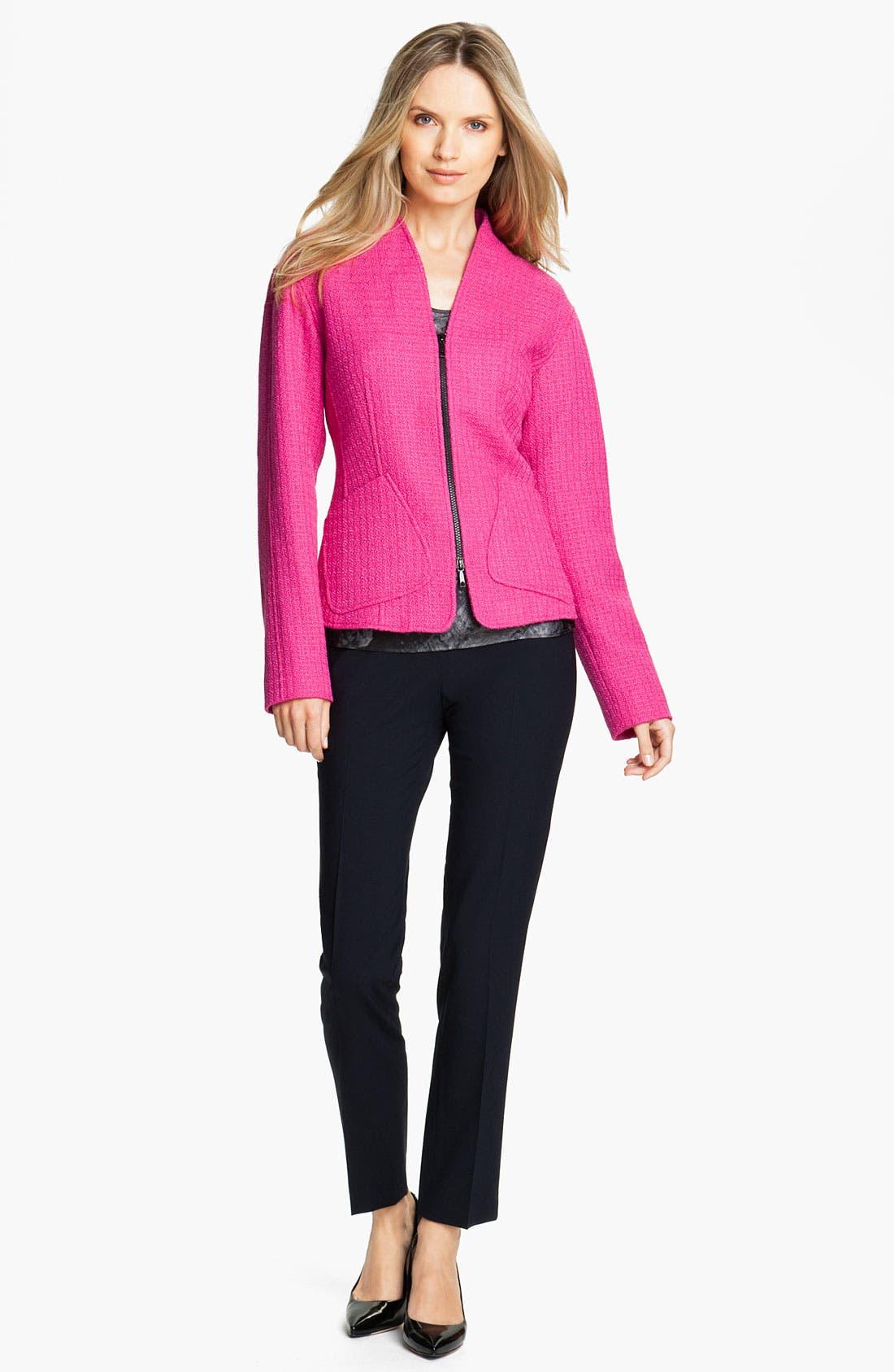 Alternate Image 4  - Lafayette 148 New York 'Patricia Abbey Tweed' Jacket