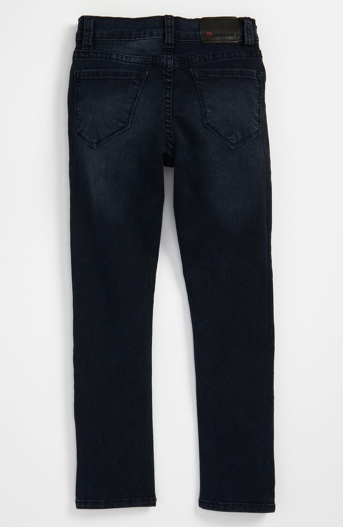 Alternate Image 1 Selected - !iT JEANS Skinny Jeans (Little Girls)