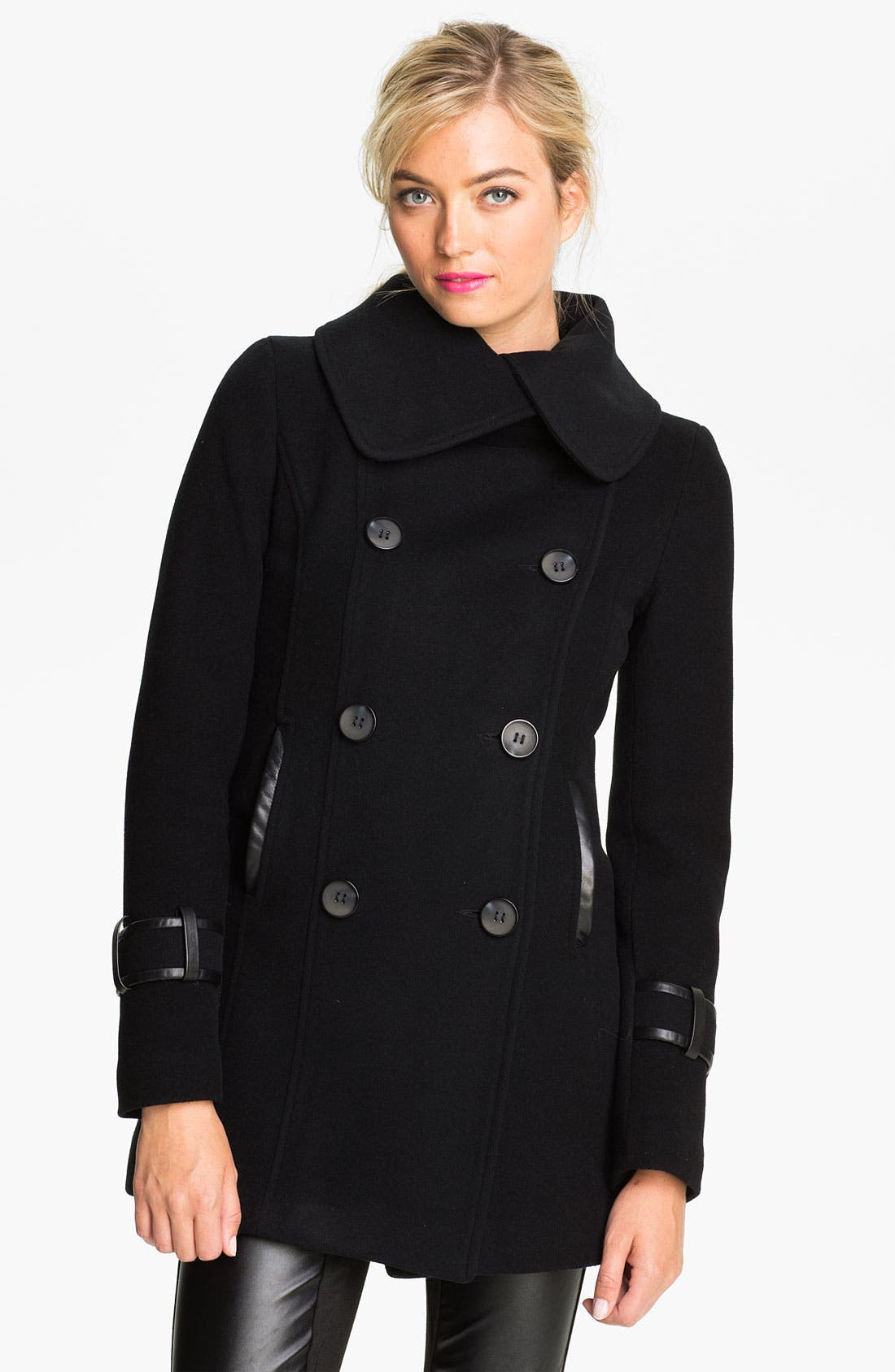 Alternate Image 1 Selected - Mackage 'Zyta' Peacoat