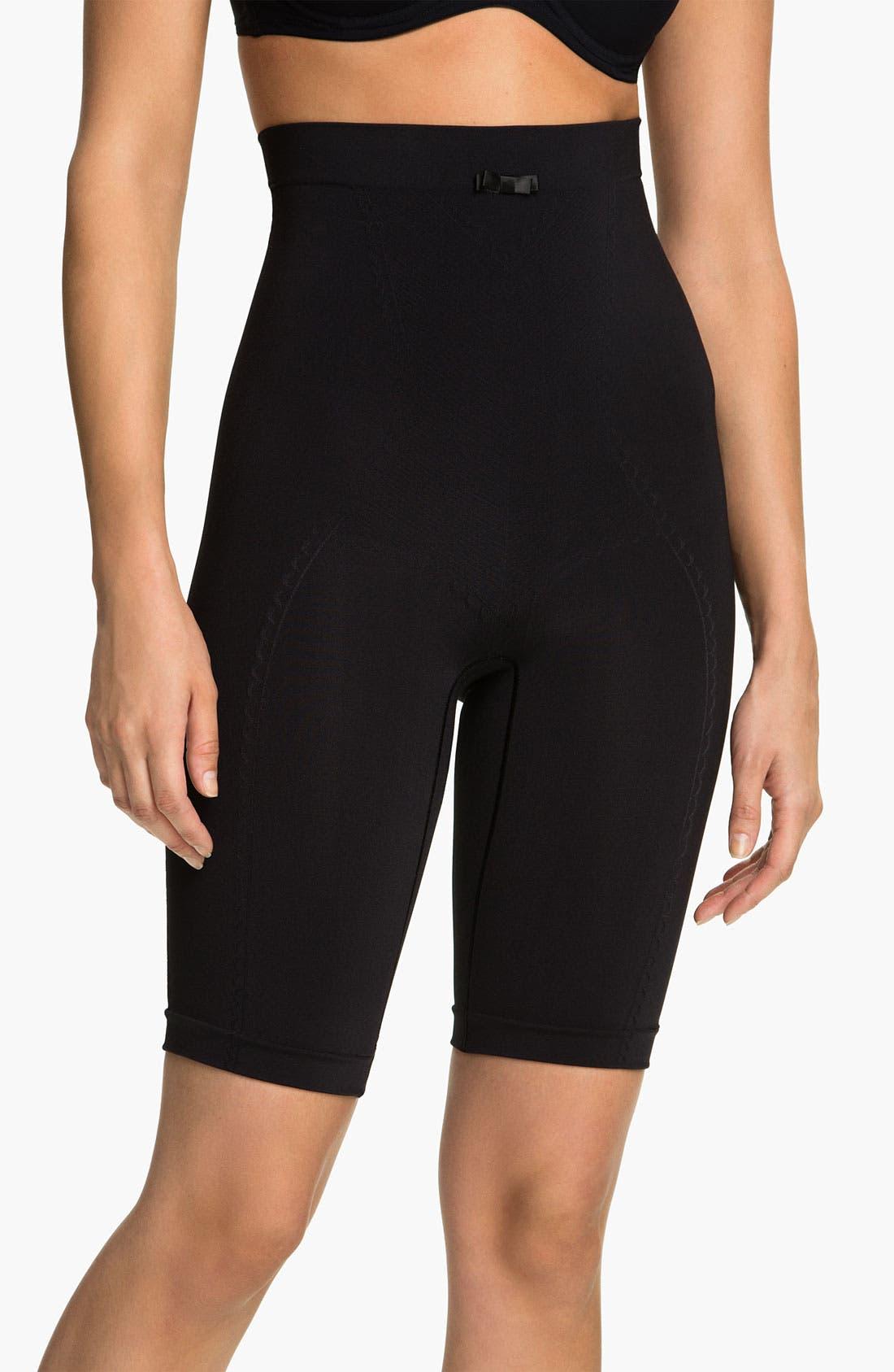 Alternate Image 1 Selected - La Perla Mid Thigh Control Shaper