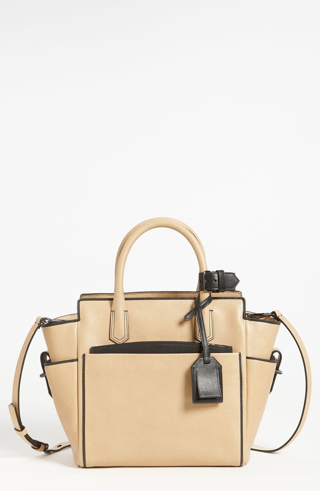 Alternate Image 1 Selected - Reed Krakoff 'Mini Atlantique' Leather Satchel