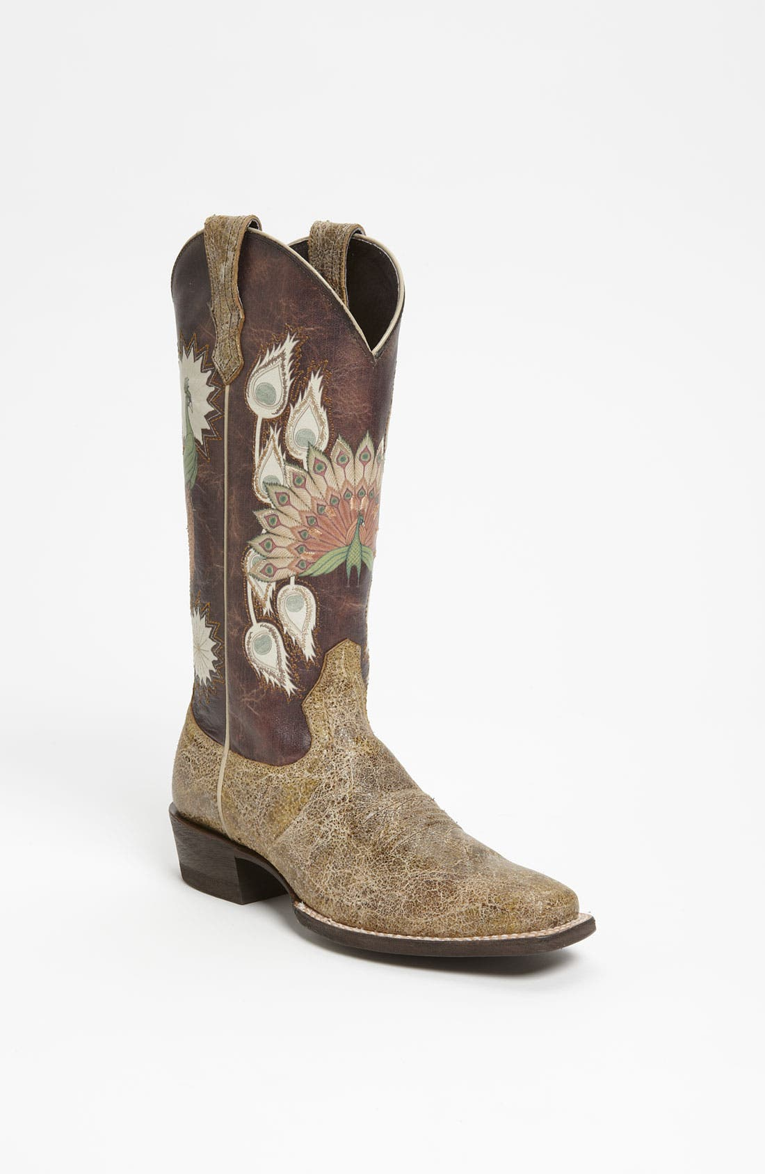 Alternate Image 1 Selected - Ariat 'Mystic Feathers' Boot