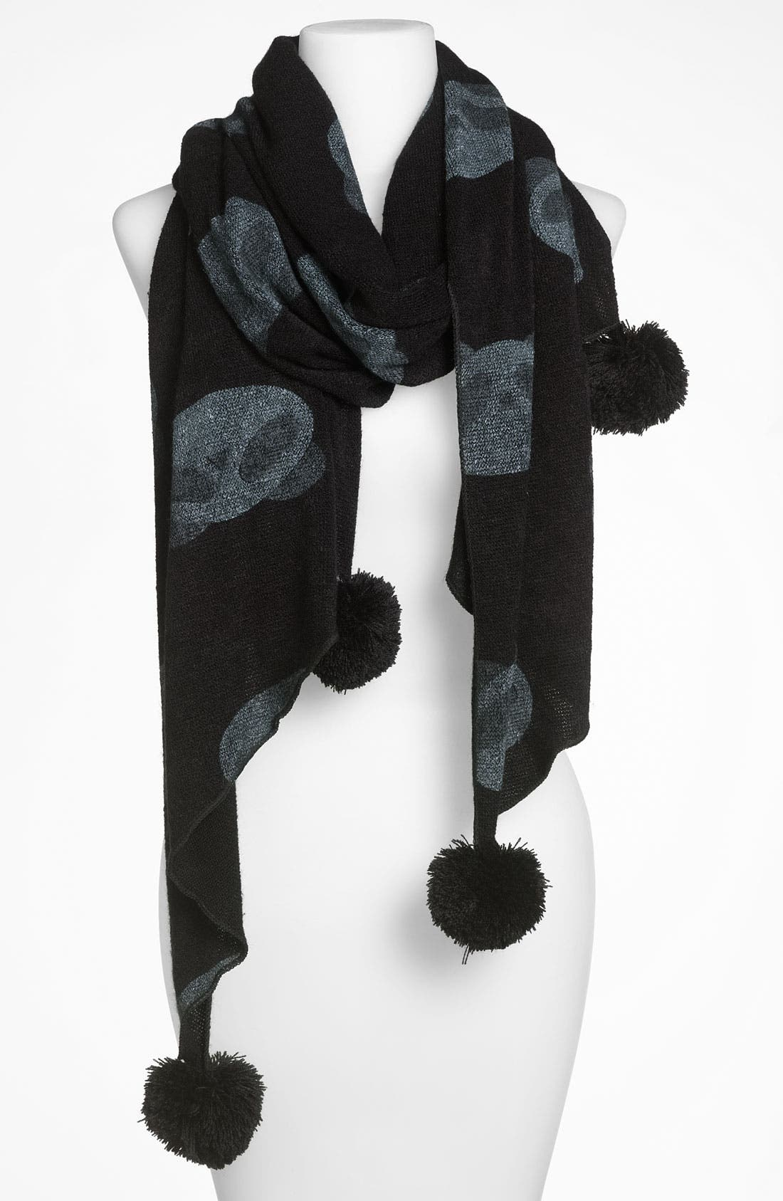 Alternate Image 1 Selected - Accessory Street 'Panda' Scarf