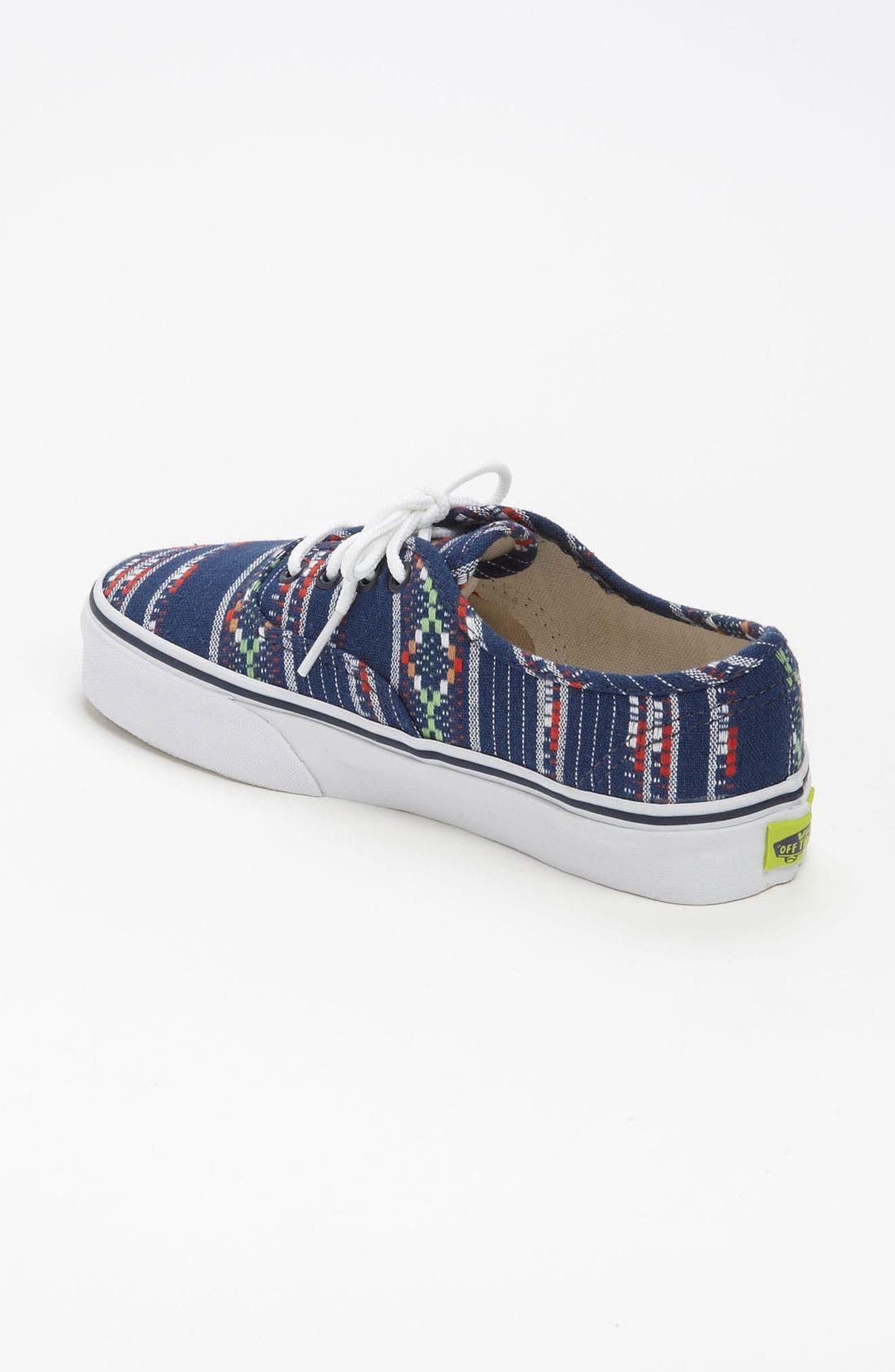 Alternate Image 2  - Vans 'Authentic - Guate Stripe' Sneaker