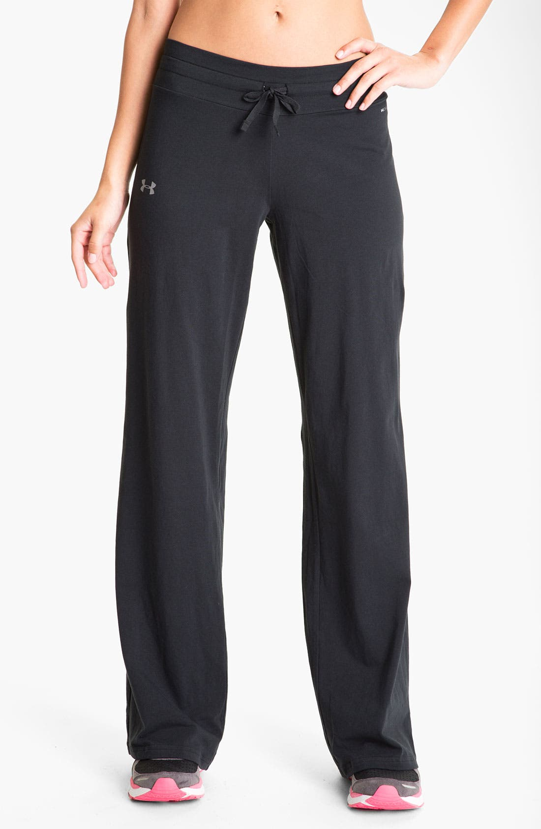 Main Image - Under Armour 'Charged' Cotton Pants